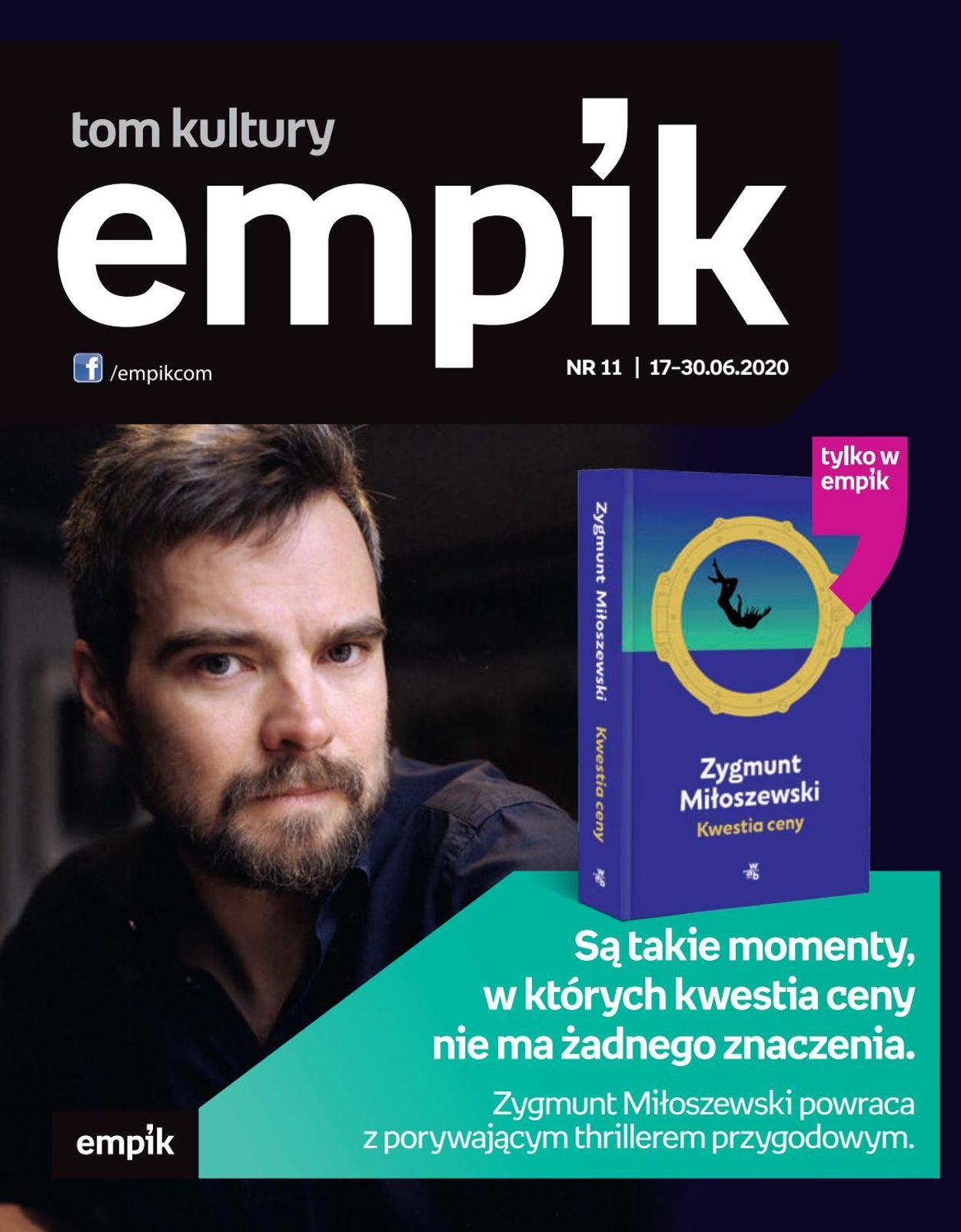 Gazetka promocyjna Empik - 17.06-30.06.2020