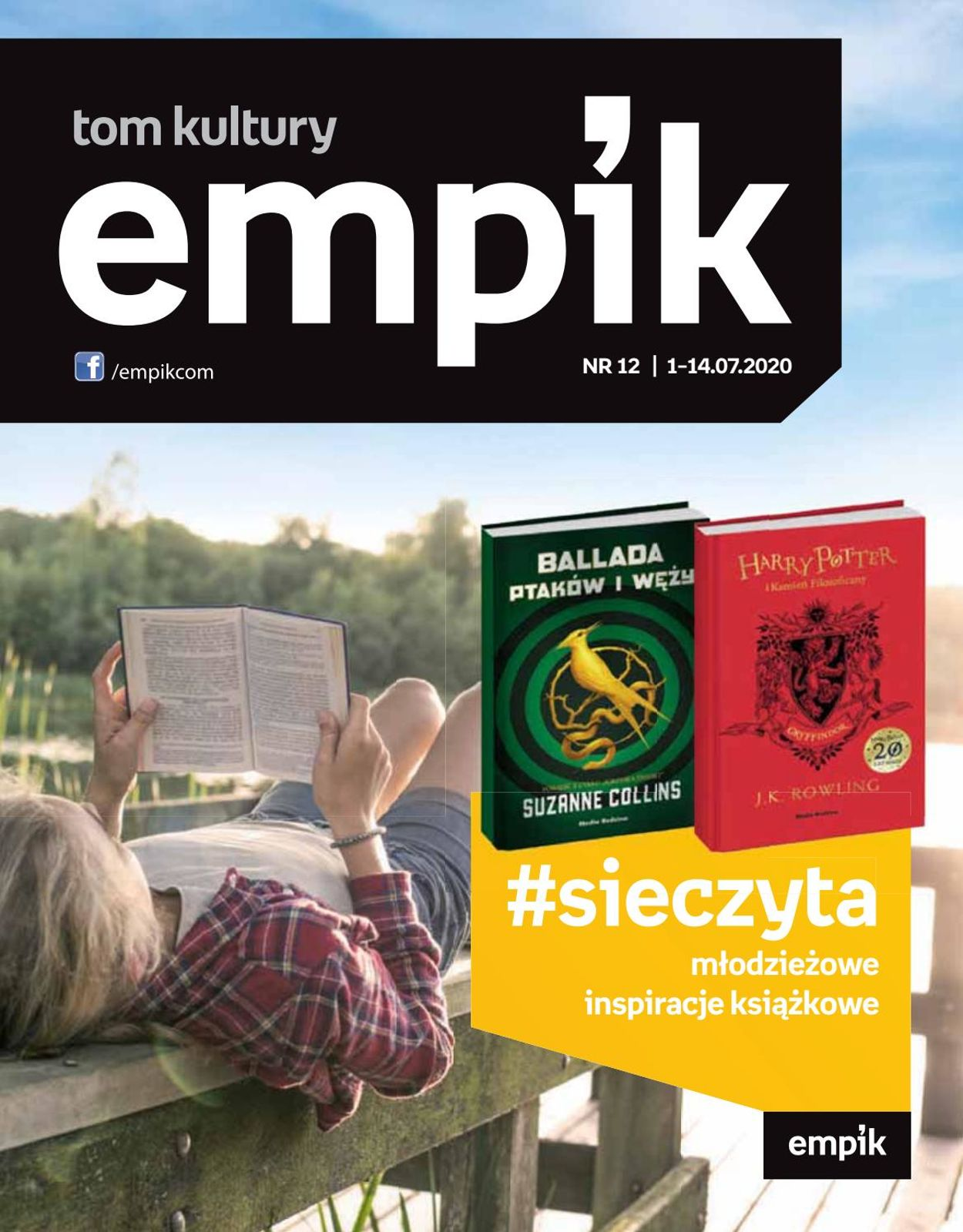 Gazetka promocyjna Empik - 01.07-14.07.2020