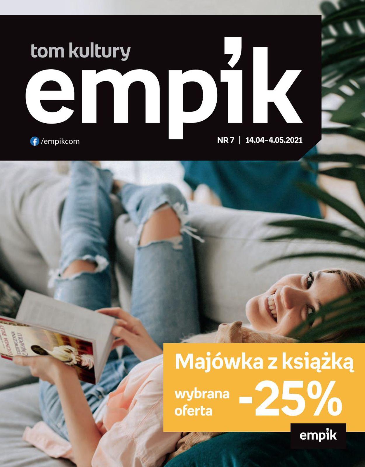 Gazetka promocyjna Empik - 14.04-04.05.2021