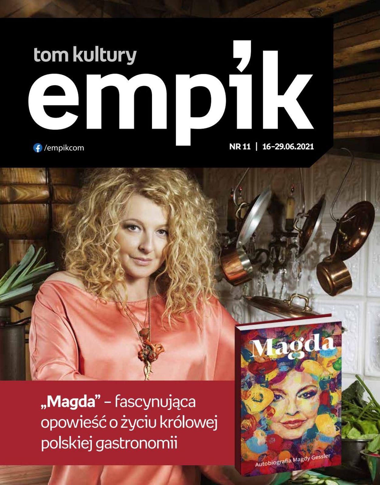 Gazetka promocyjna Empik - 16.06-29.06.2021
