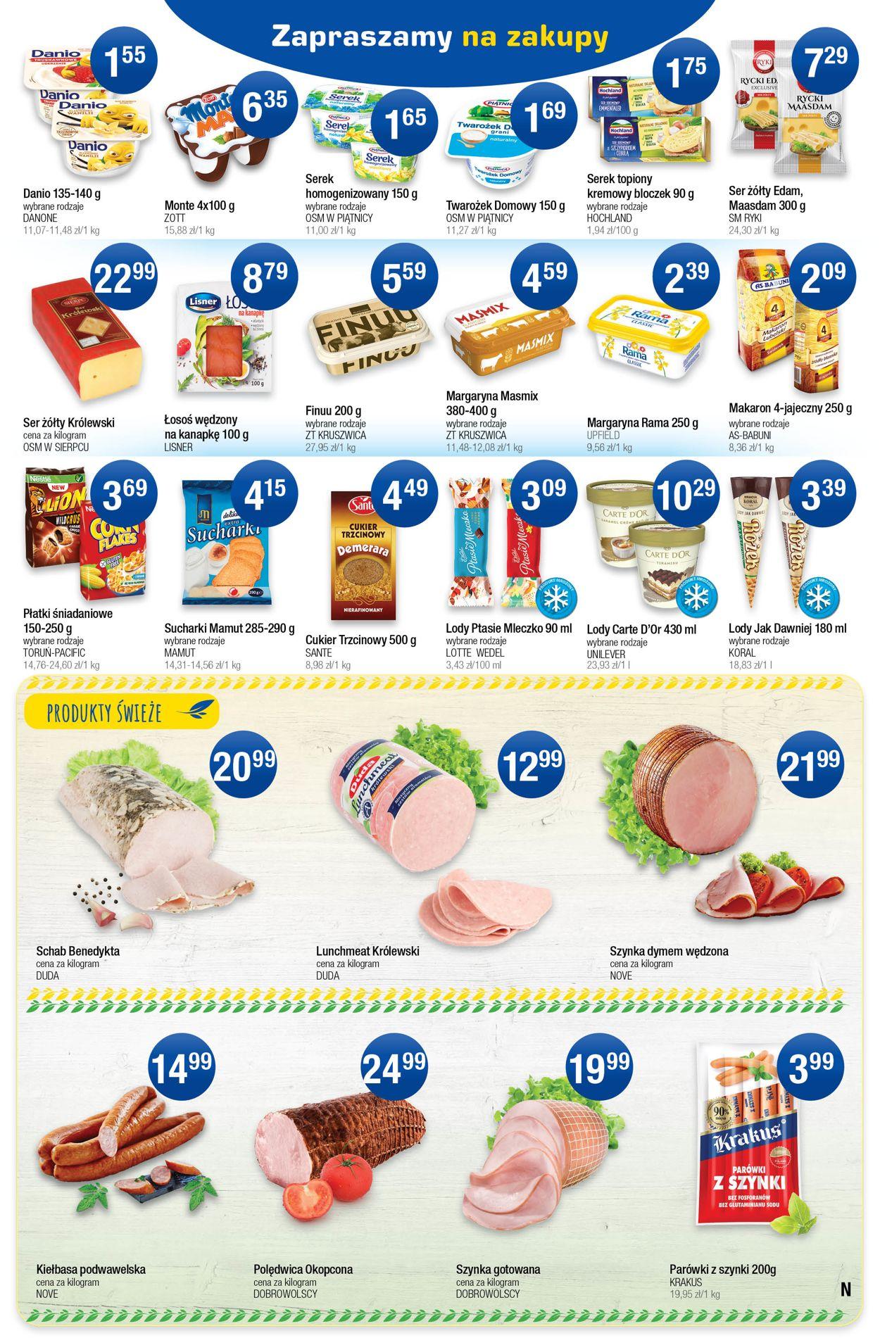 Gazetka promocyjna Euro Sklep - 23.07-04.08.2020 (Strona 2)