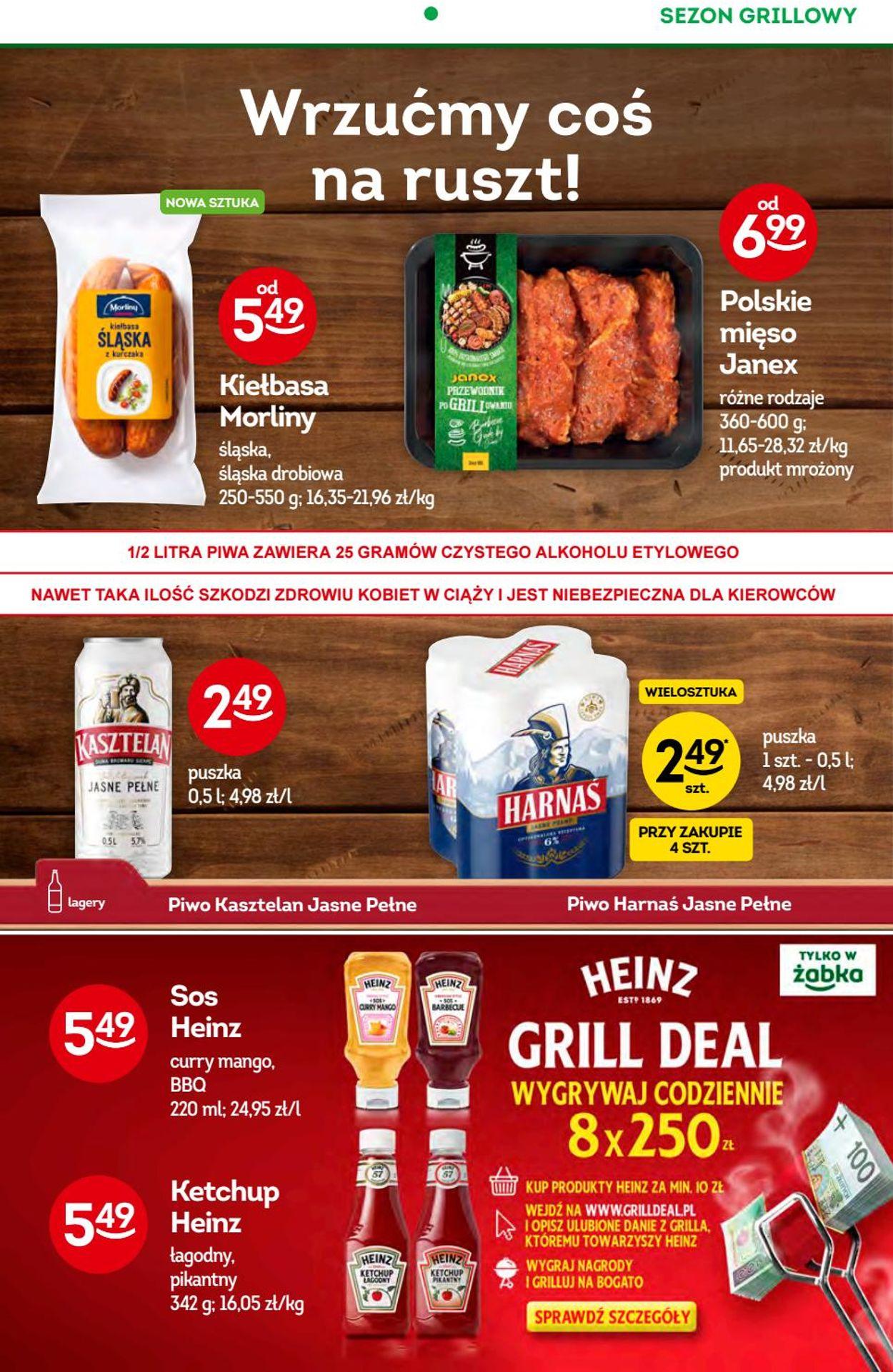 Gazetka promocyjna Fresh market - 05.08-18.08.2020 (Strona 16)