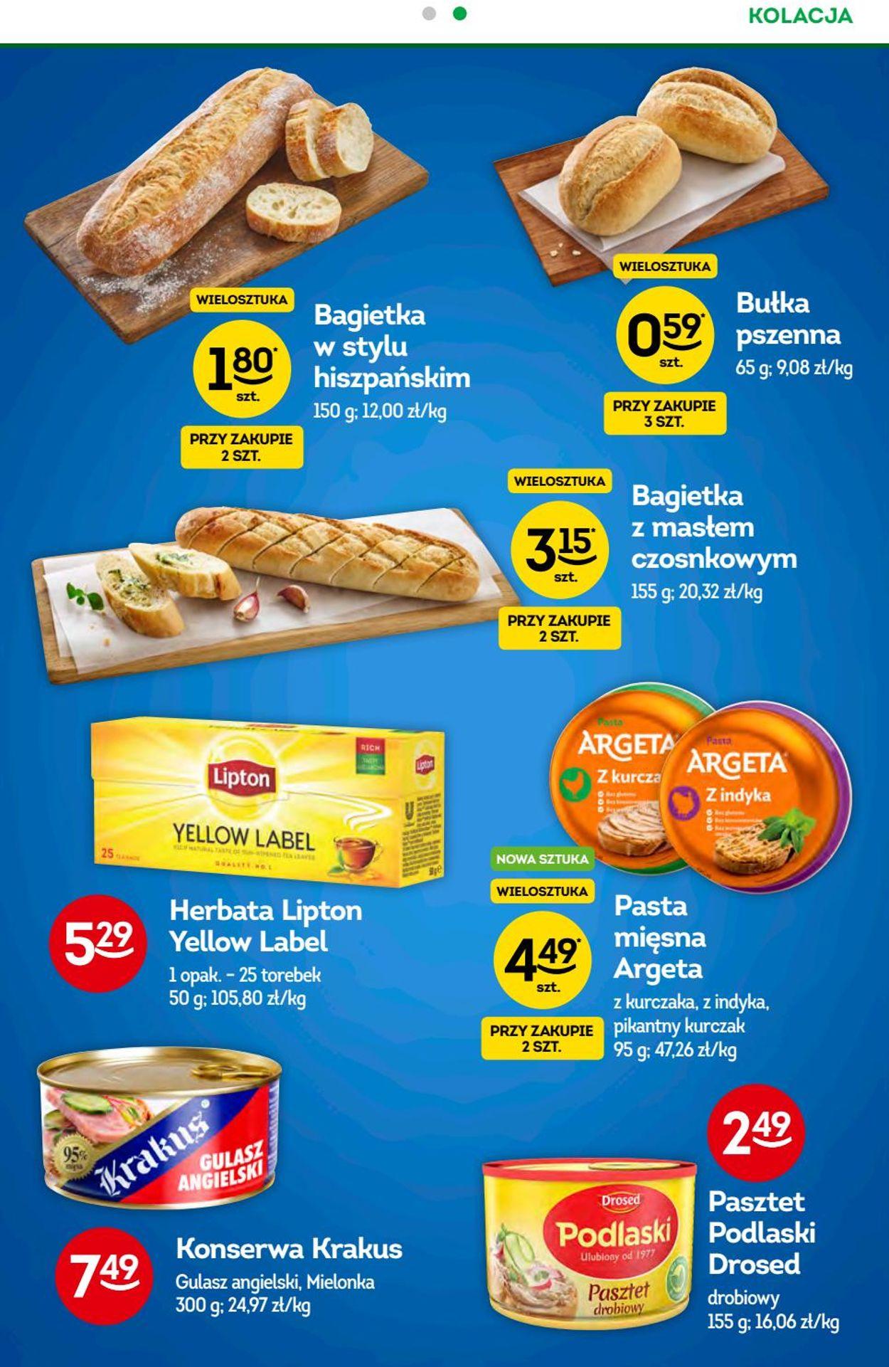 Gazetka promocyjna Fresh market - 05.08-18.08.2020 (Strona 34)