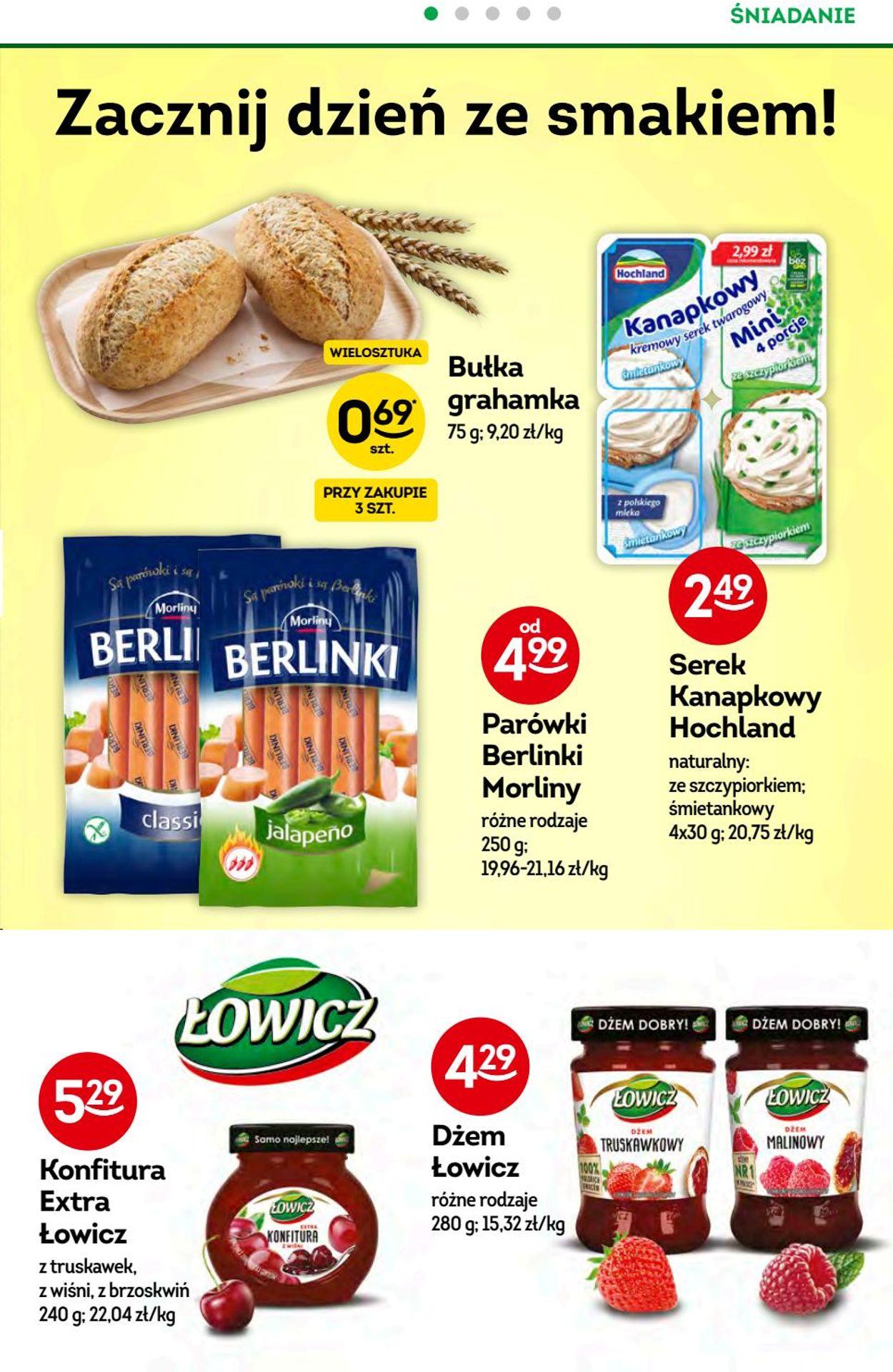 Gazetka promocyjna Fresh market - 12.08-18.08.2020 (Strona 17)