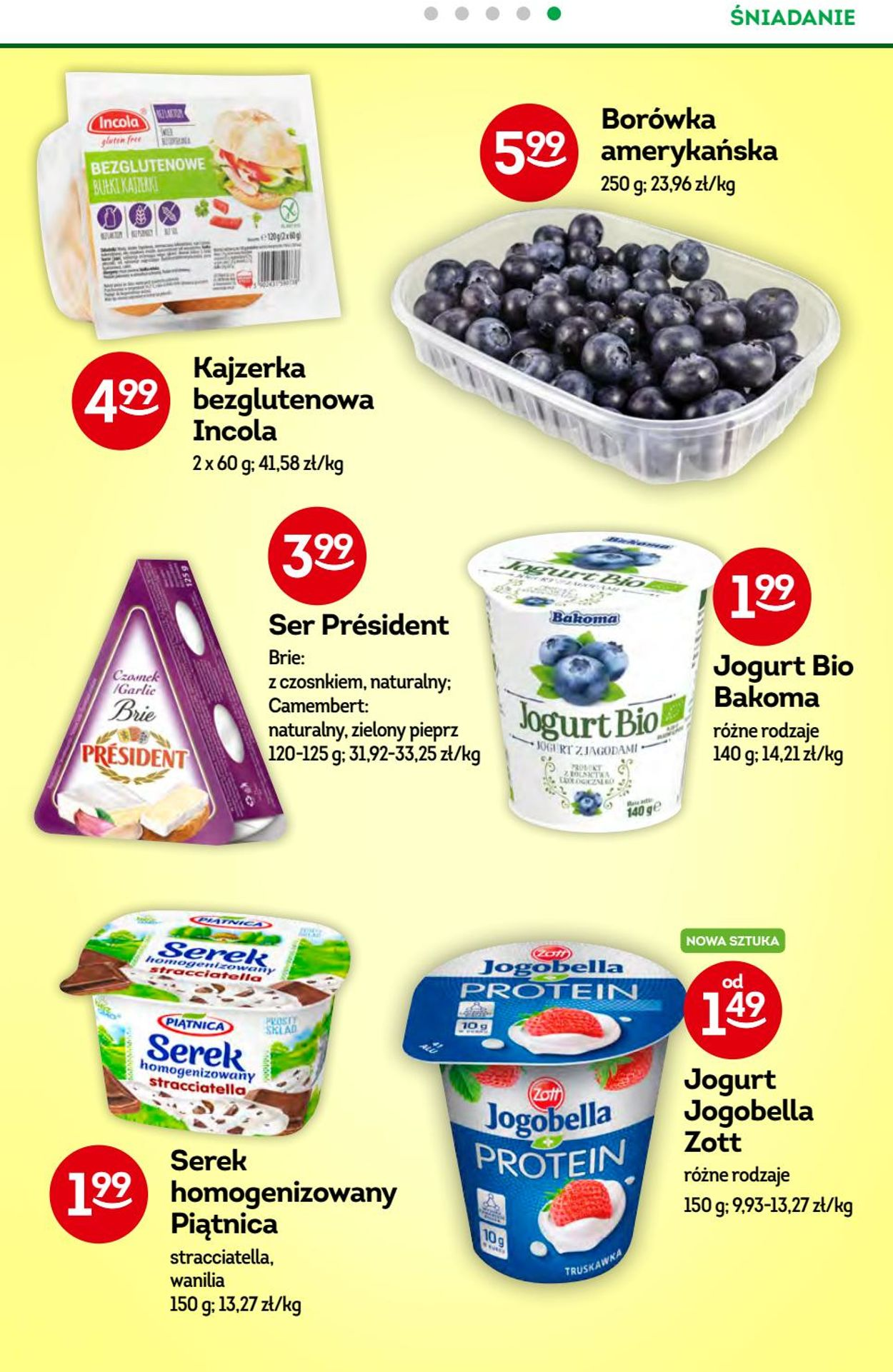 Gazetka promocyjna Fresh market - 12.08-18.08.2020 (Strona 21)