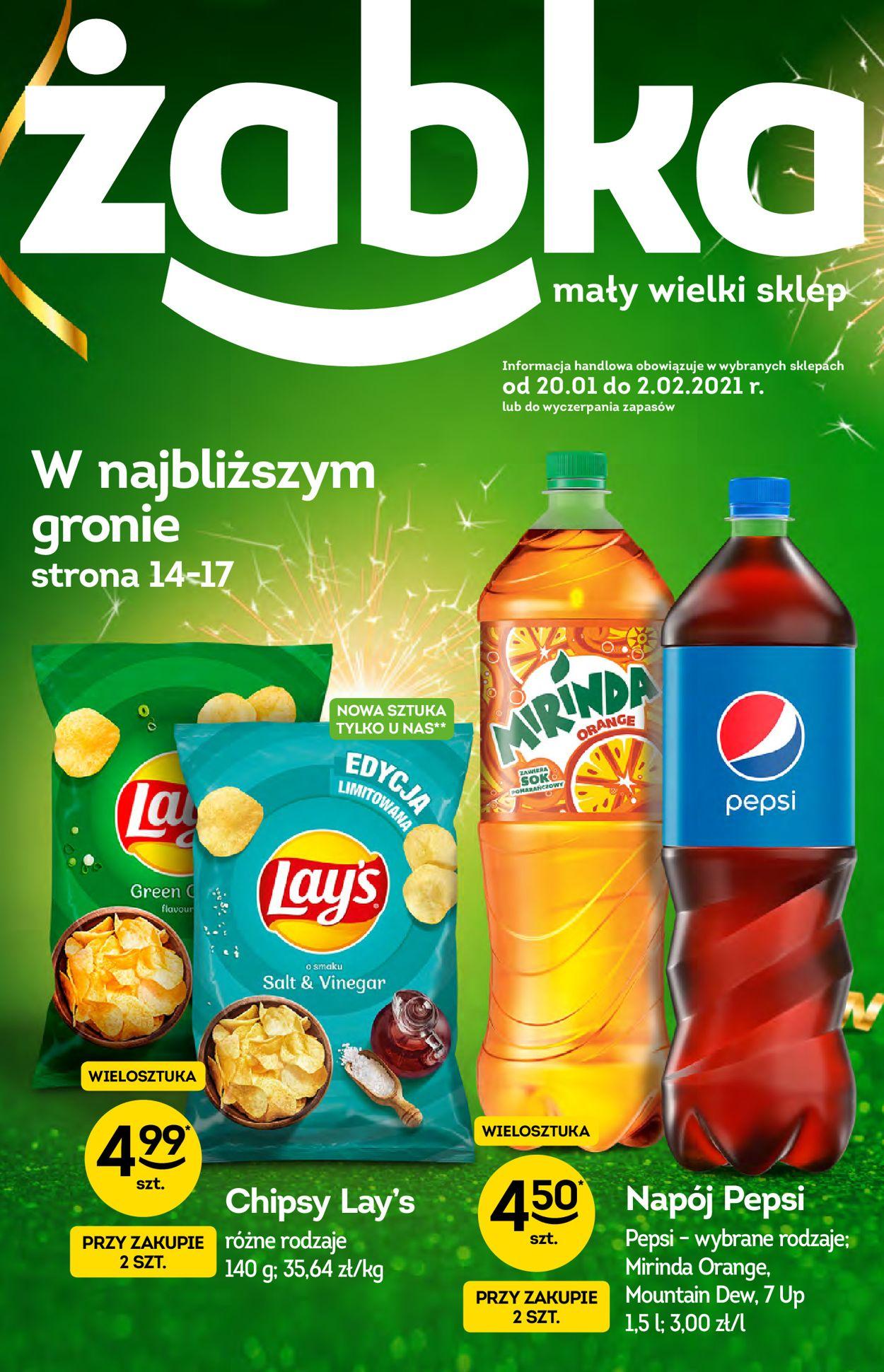 Gazetka promocyjna Fresh market Dzień Babci i Dziadka 2021 - 20.01-02.02.2021