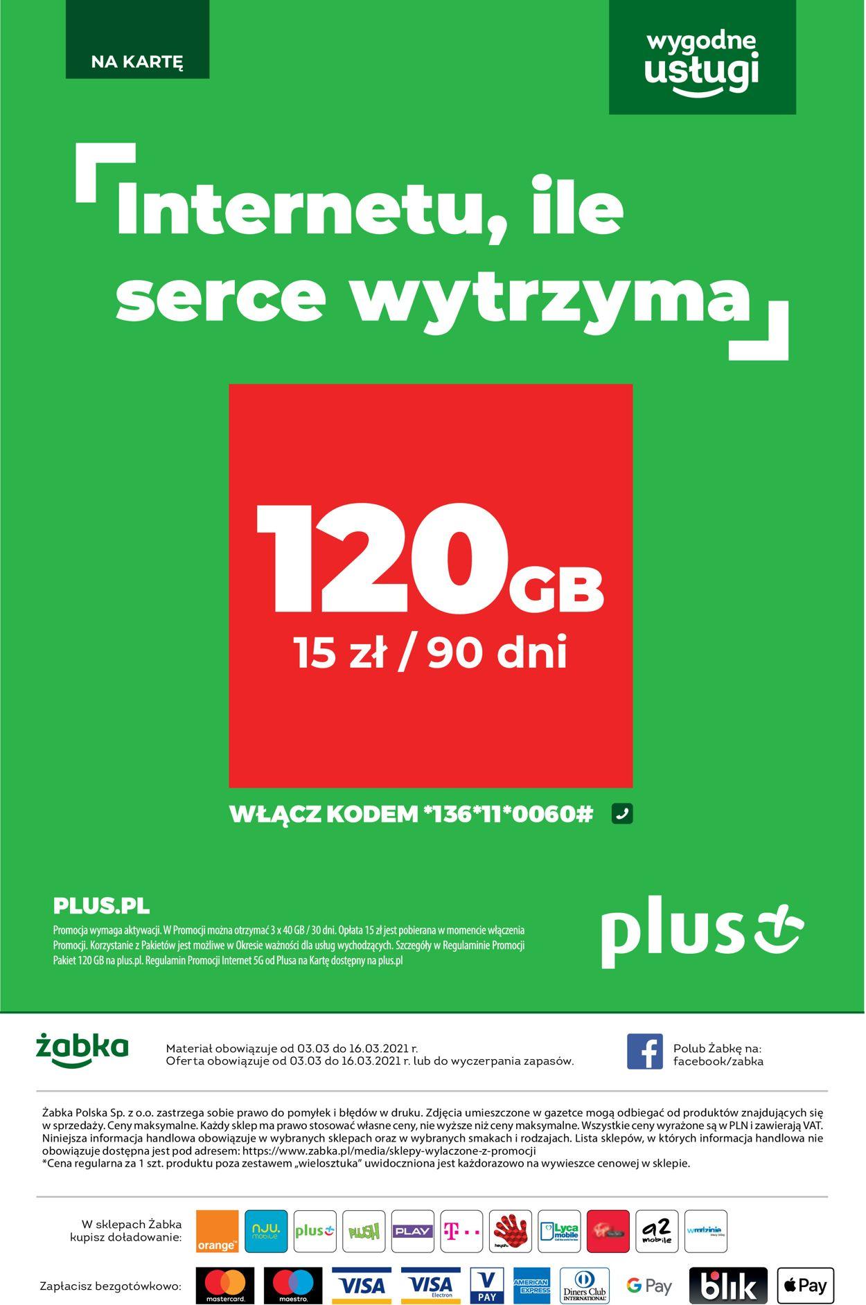 Gazetka promocyjna Fresh market - 03.03-16.03.2021 (Strona 38)