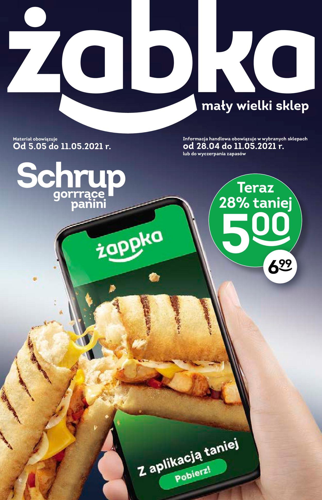 Gazetka promocyjna Fresh market - 28.04-11.05.2021