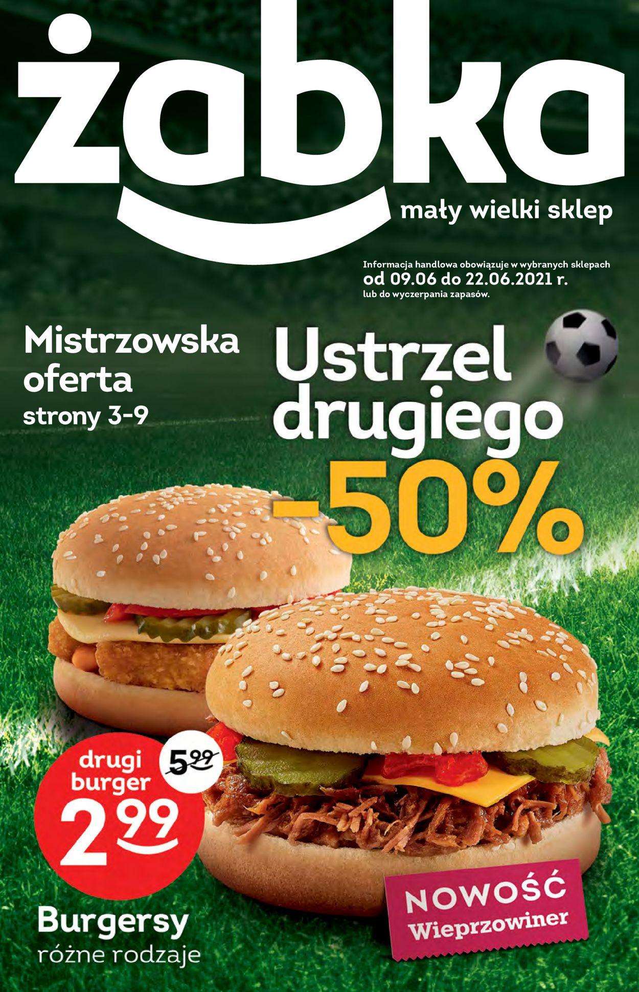Gazetka promocyjna Fresh market - 09.06-22.06.2021