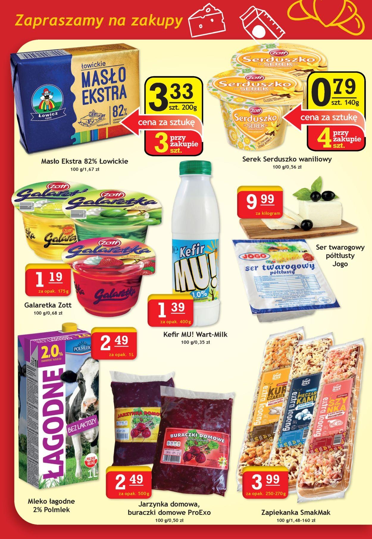 Gazetka promocyjna Gram Market - 24.06-30.06.2020 (Strona 4)