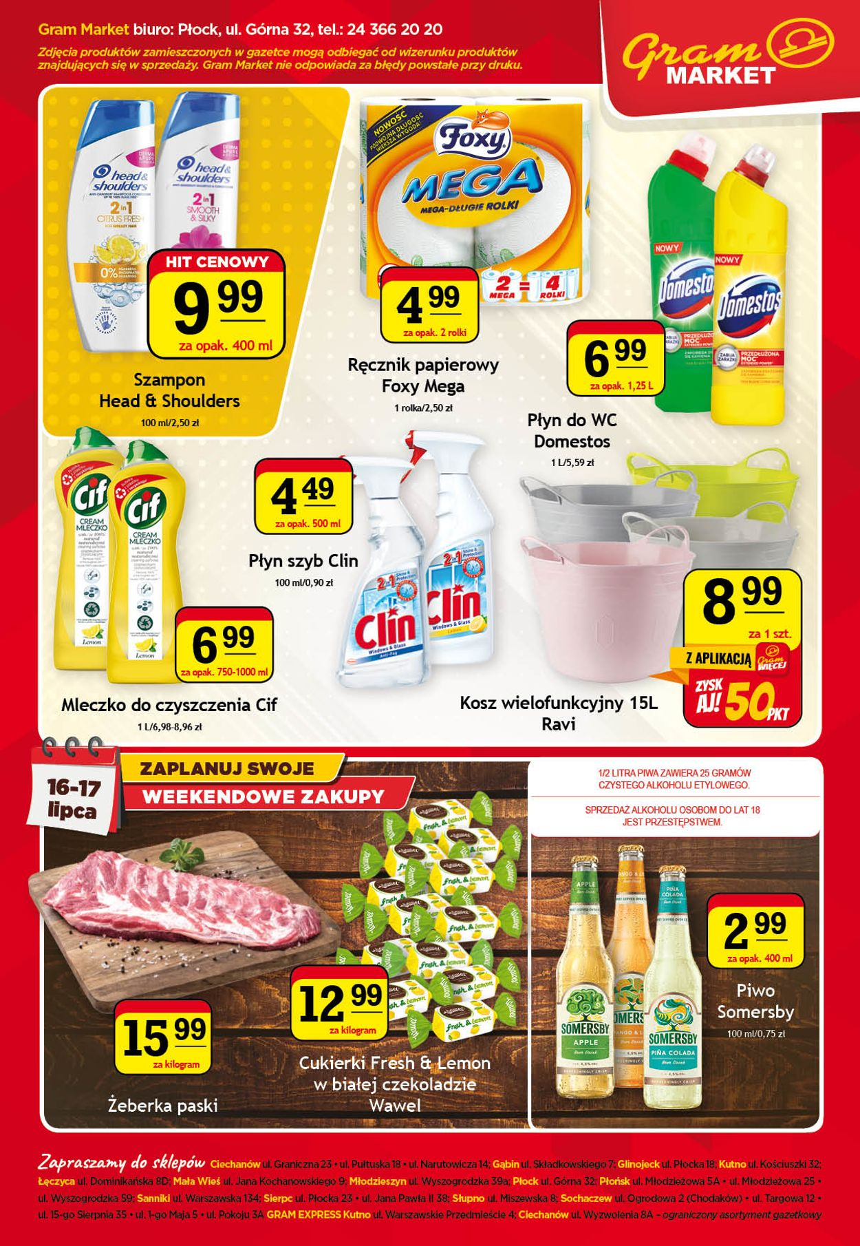 Gazetka promocyjna Gram Market - 14.07-20.07.2021 (Strona 9)