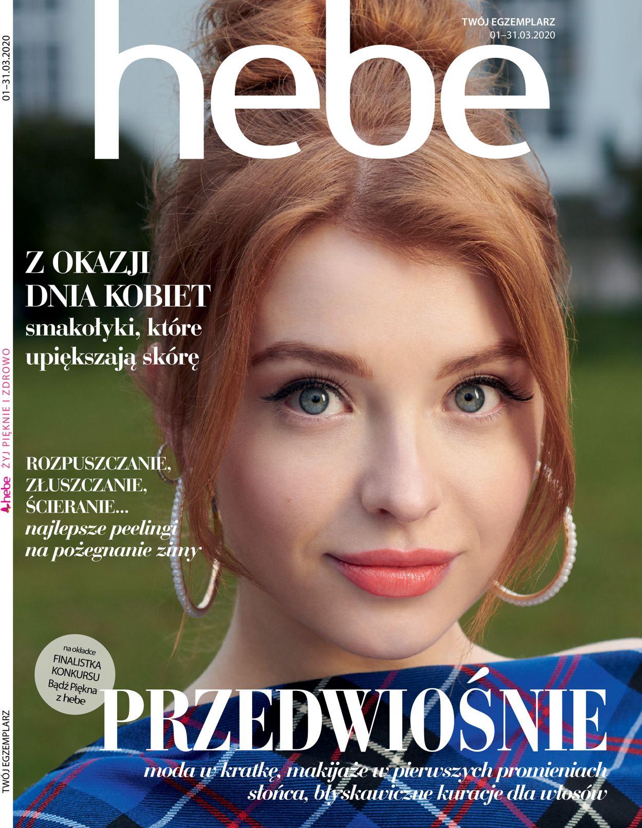 Gazetka promocyjna Hebe - 01.03-31.03.2020