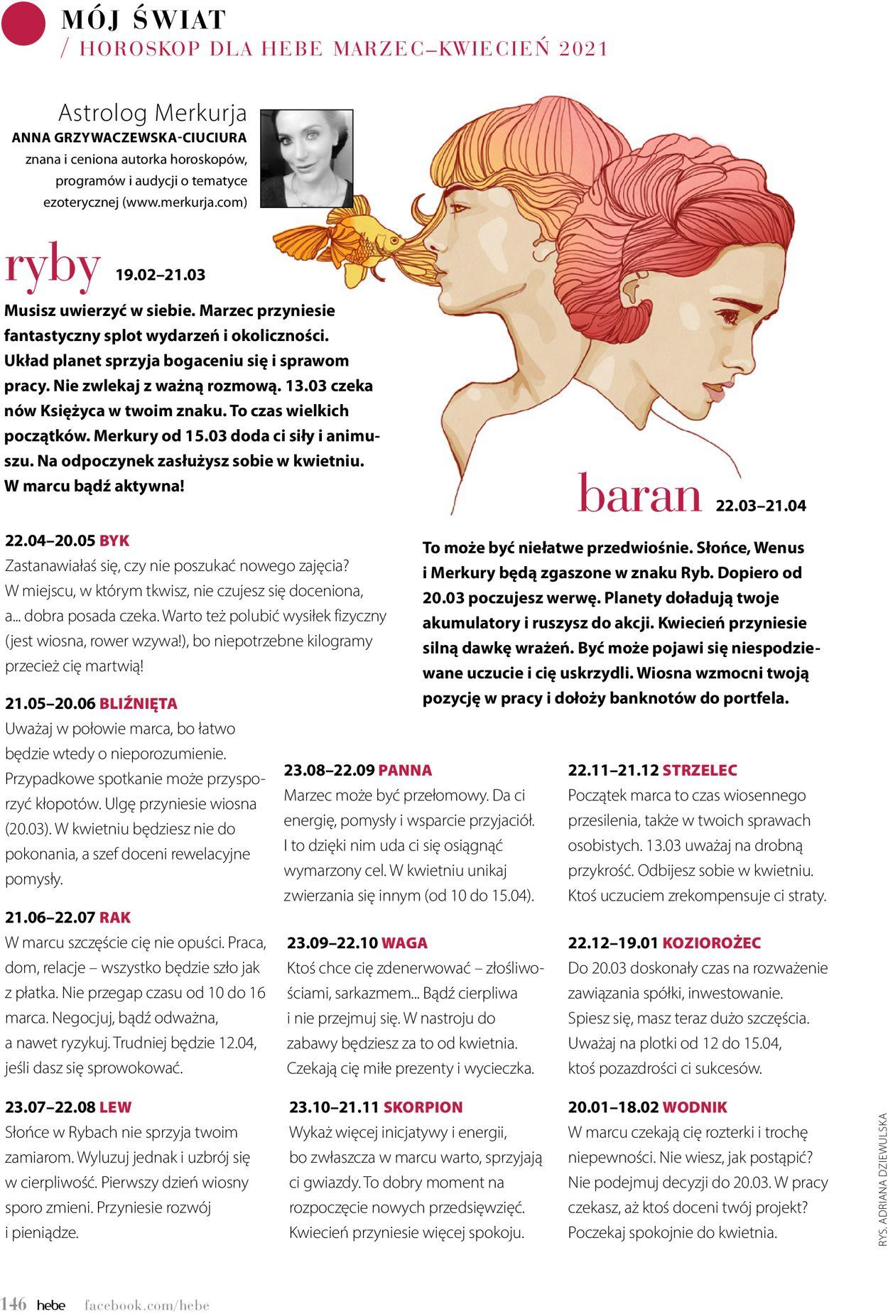 Gazetka promocyjna Hebe - 01.03-30.04.2021 (Strona 146)