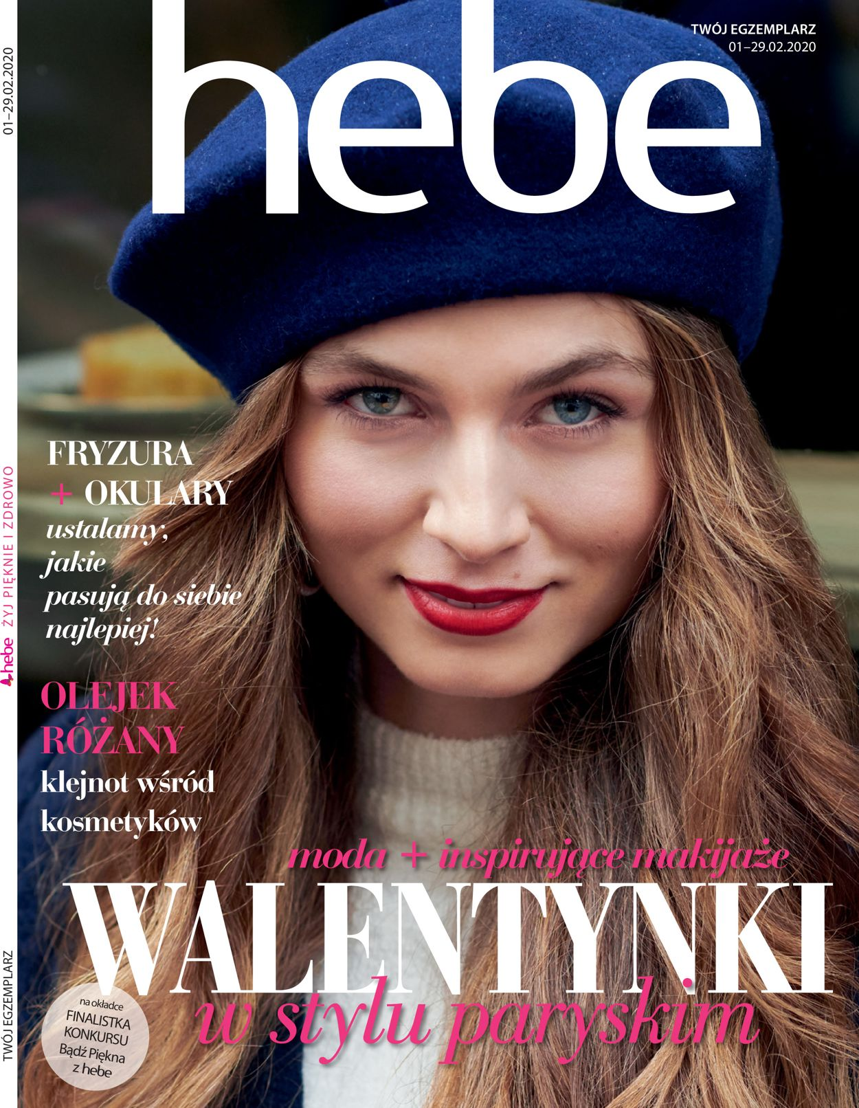 Gazetka promocyjna Hebe - 01.02-29.02.2020