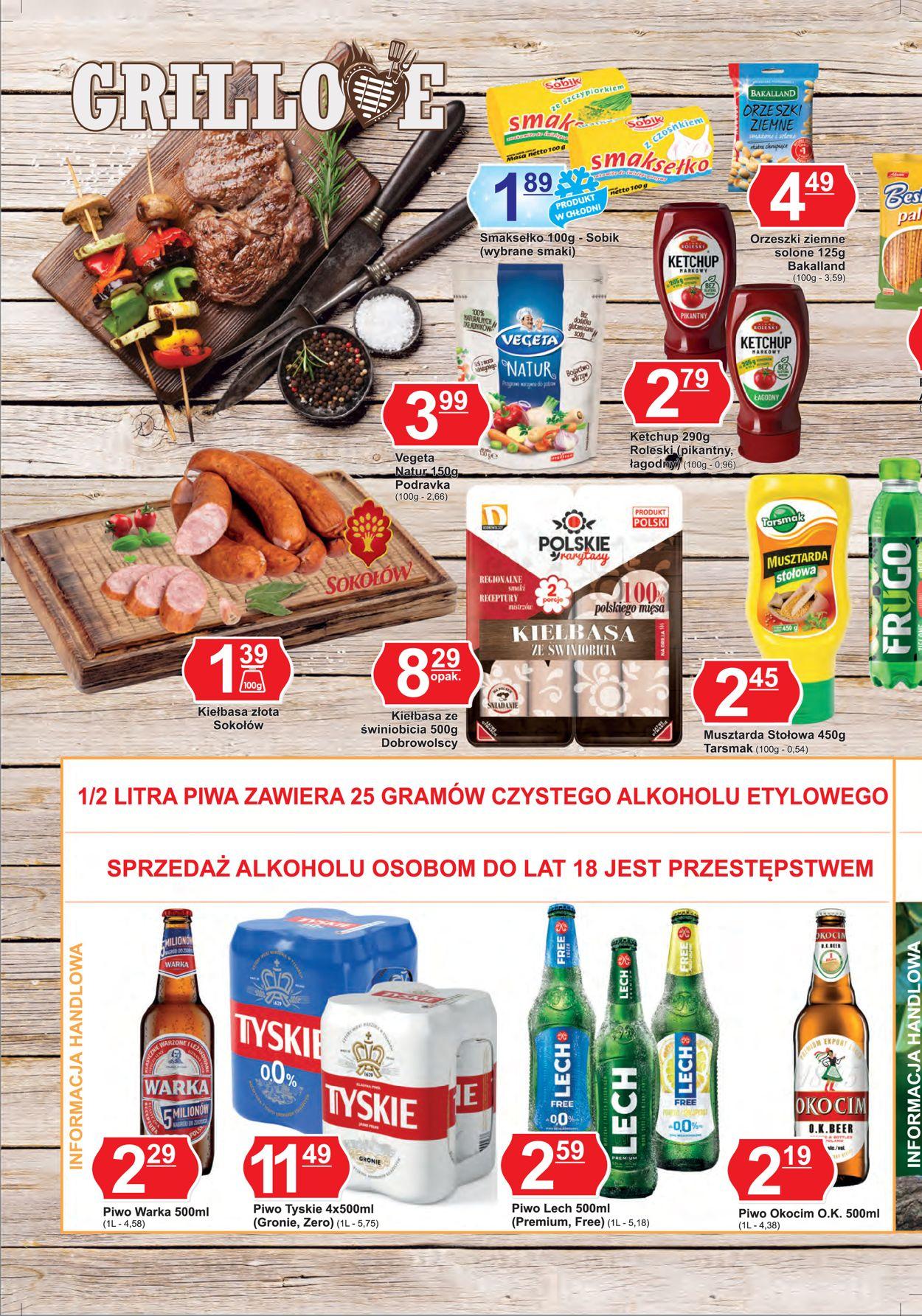 Gazetka promocyjna Hitpol - 07.08-16.08.2020 (Strona 4)