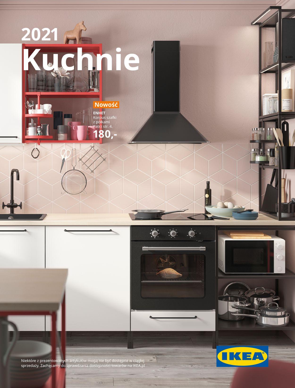 Gazetka promocyjna IKEA - 24.08-31.07.2021