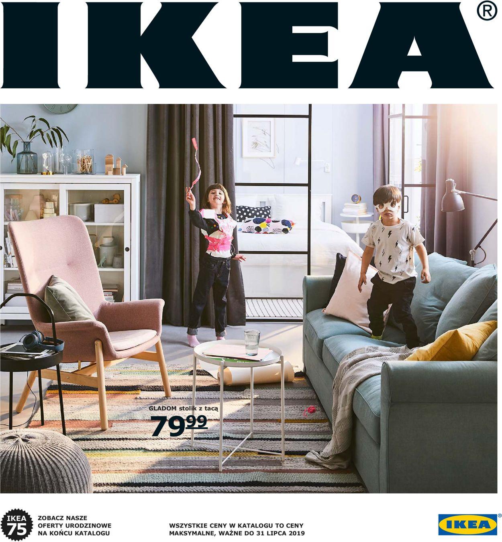 Gazetka promocyjna IKEA - 01.08-31.07.2019