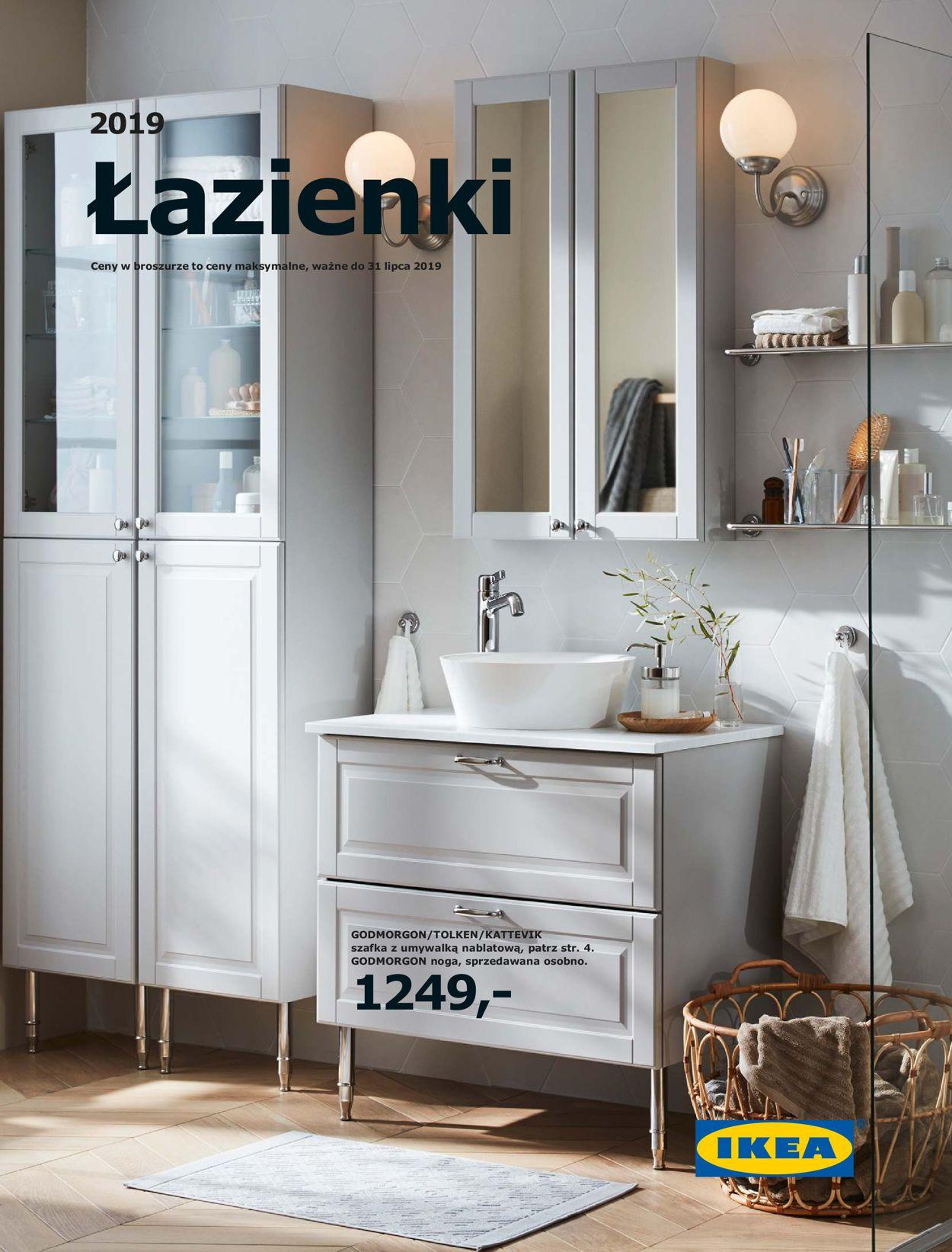 Gazetka promocyjna IKEA - 01.01-31.07.2019