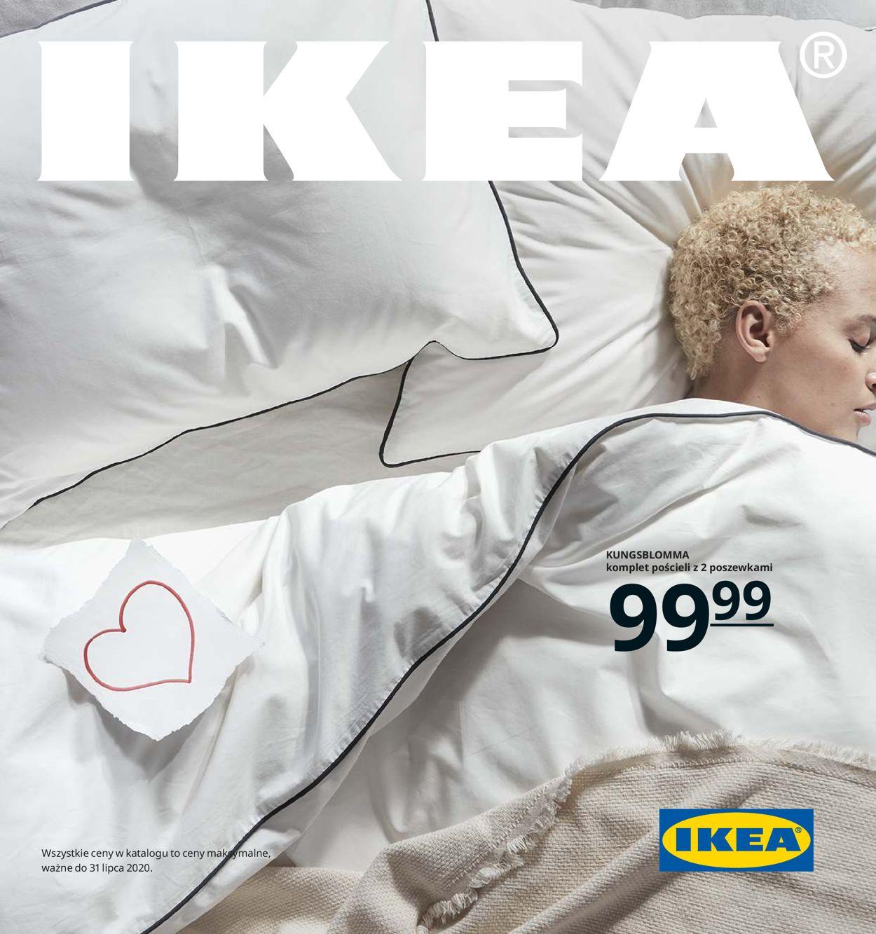 Gazetka promocyjna Najnowszy katalog IKEA 2020 - 23.08-31.07.2020