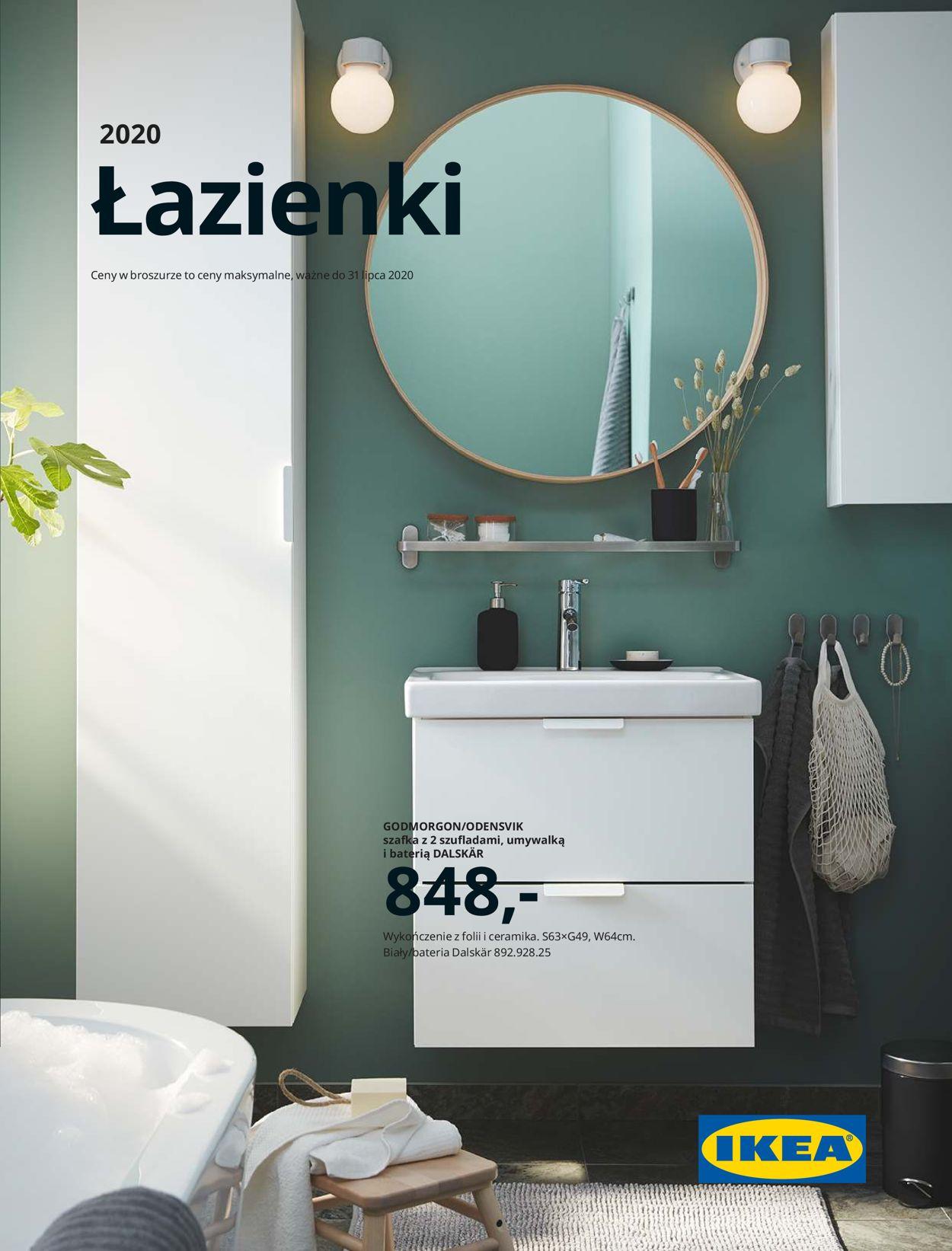 Gazetka promocyjna IKEA - 29.08-31.07.2020