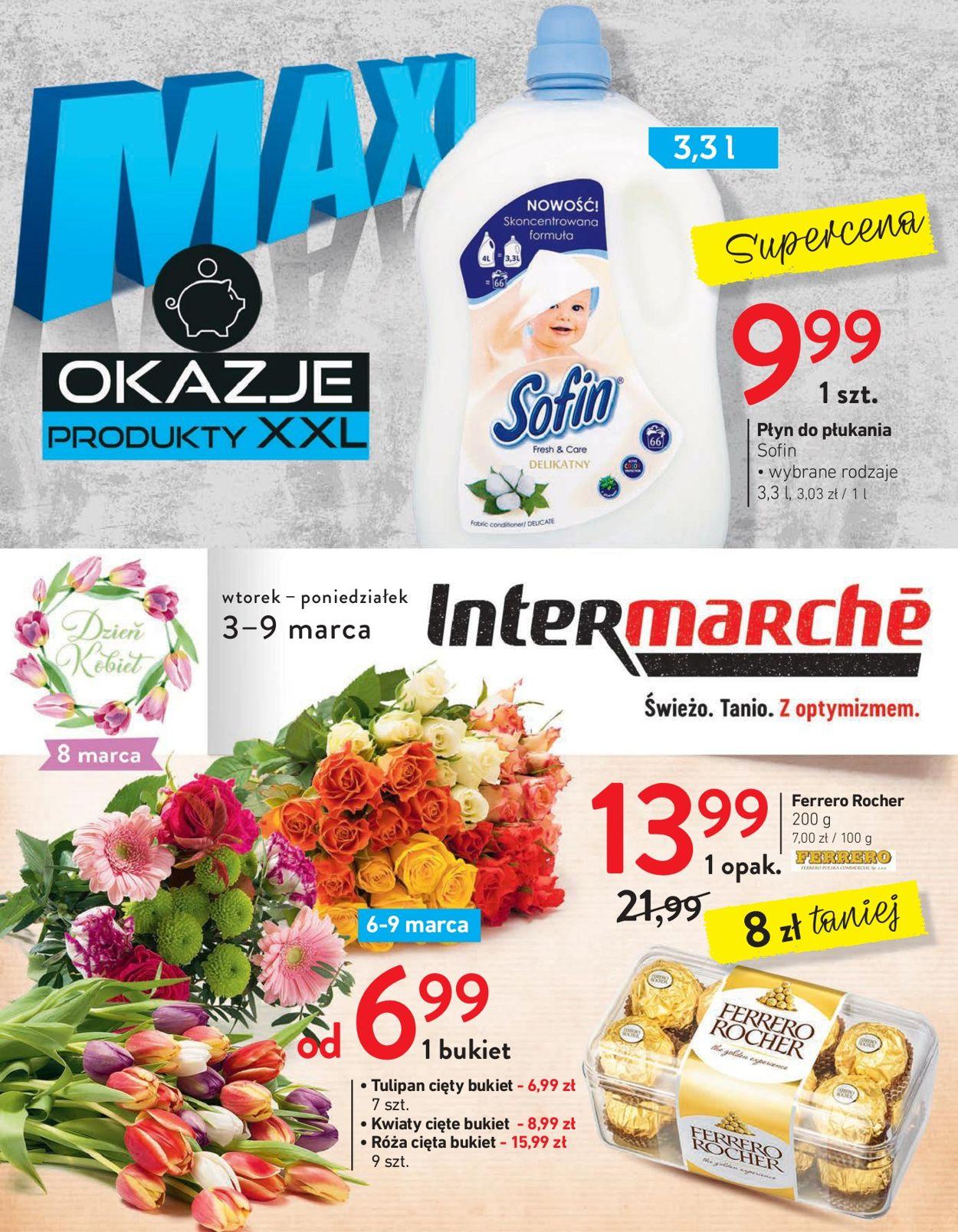 Gazetka promocyjna Intermarché - 03.03-09.03.2020