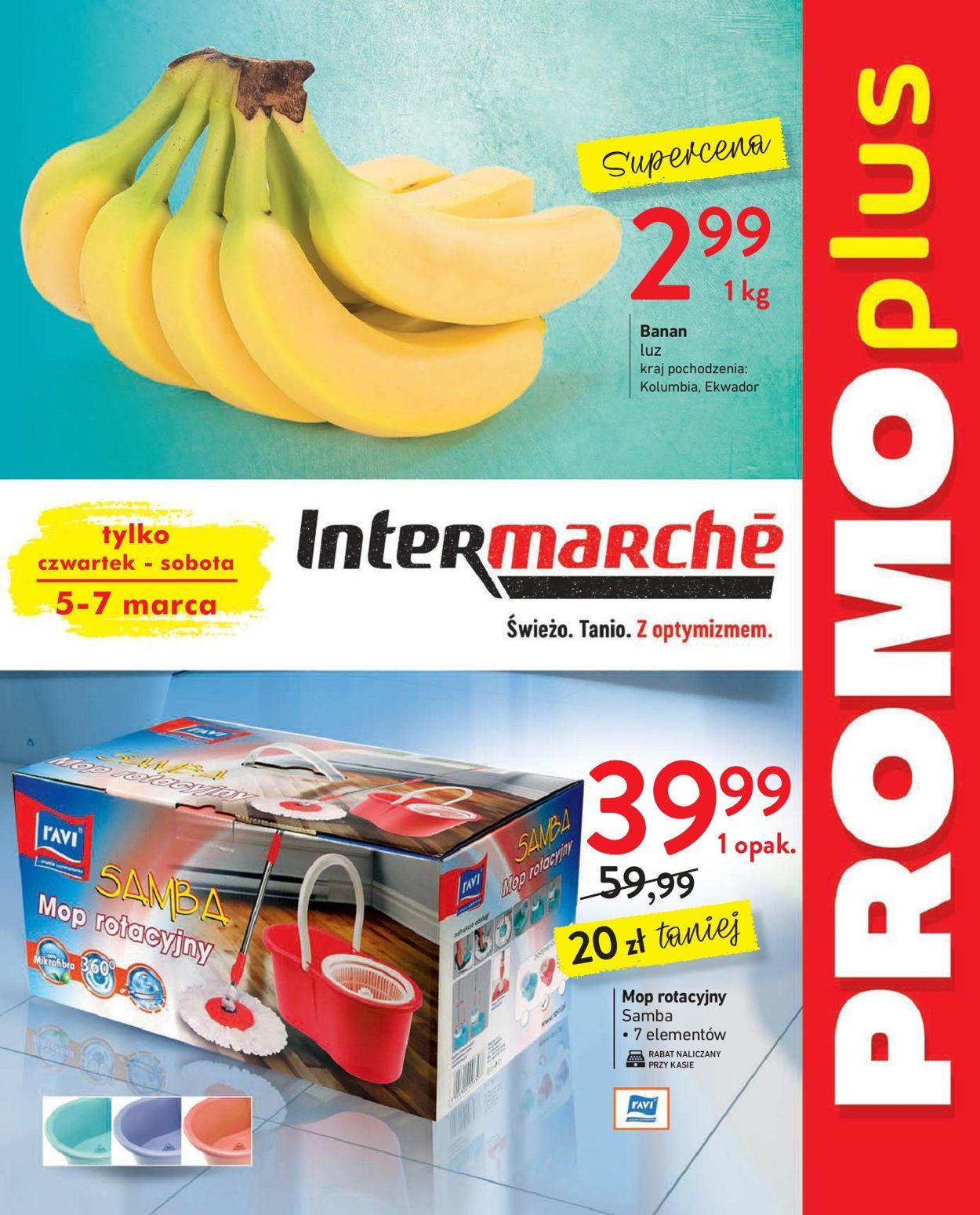Gazetka promocyjna Intermarché - 05.03-07.03.2020
