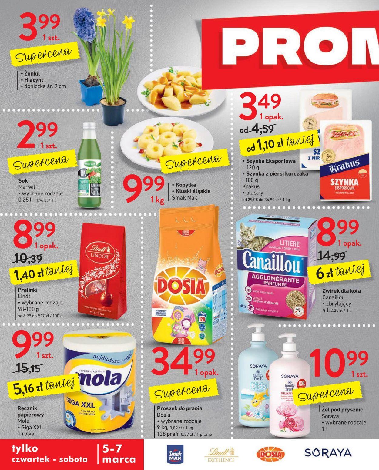 Gazetka promocyjna Intermarché - 05.03-07.03.2020 (Strona 2)