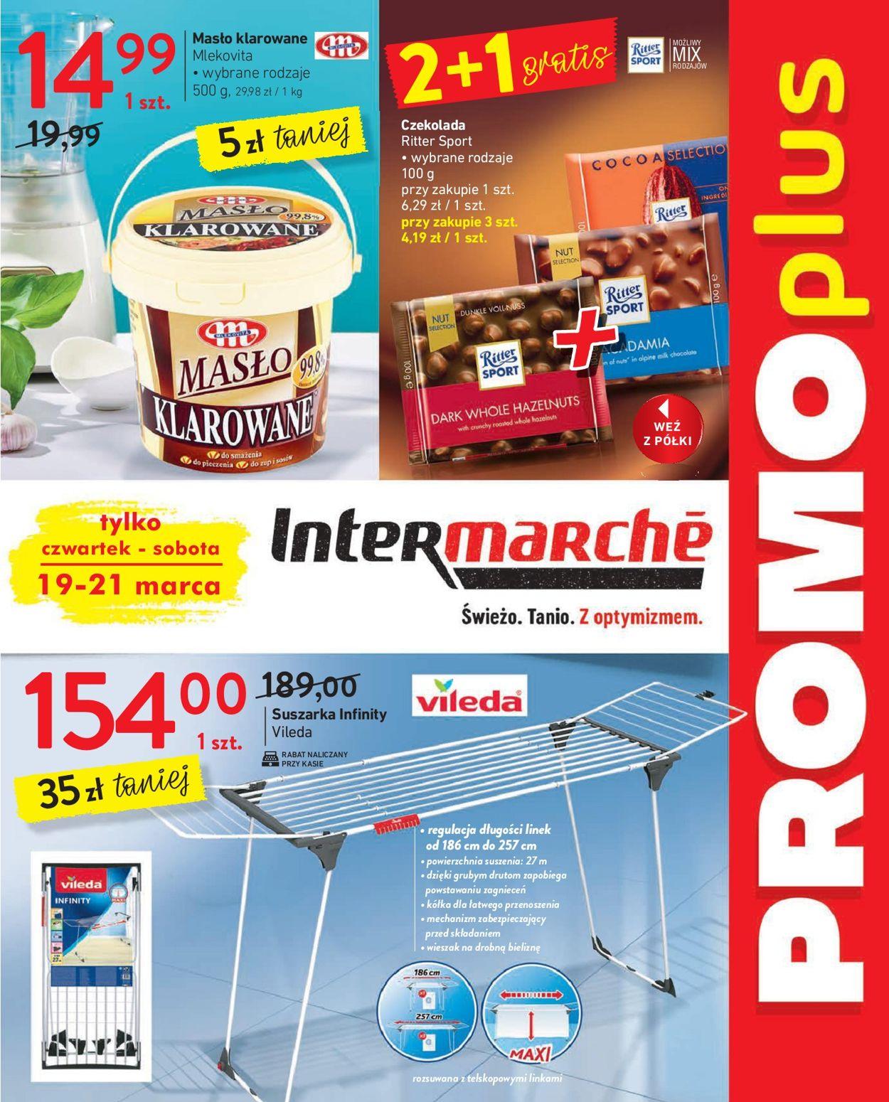 Gazetka promocyjna Intermarché - 19.03-21.03.2020