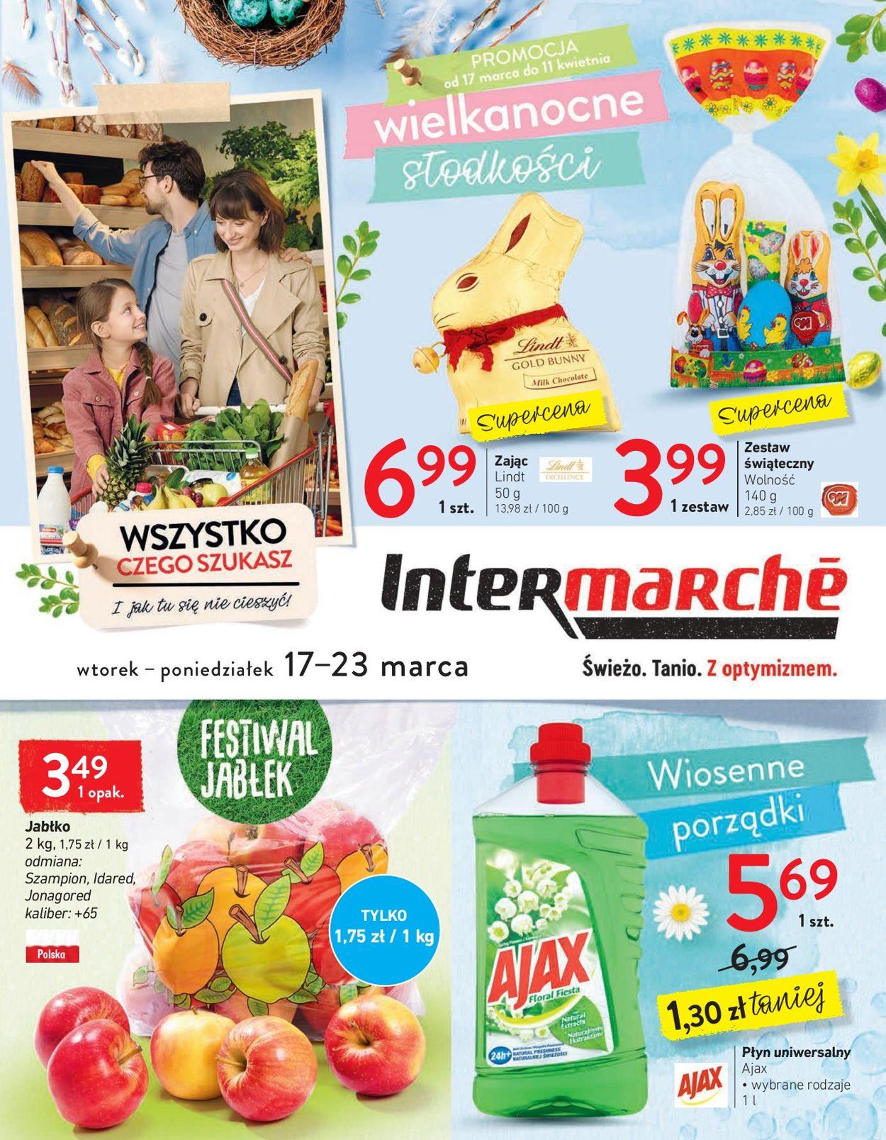 Gazetka promocyjna Intermarché - 17.03-23.03.2020