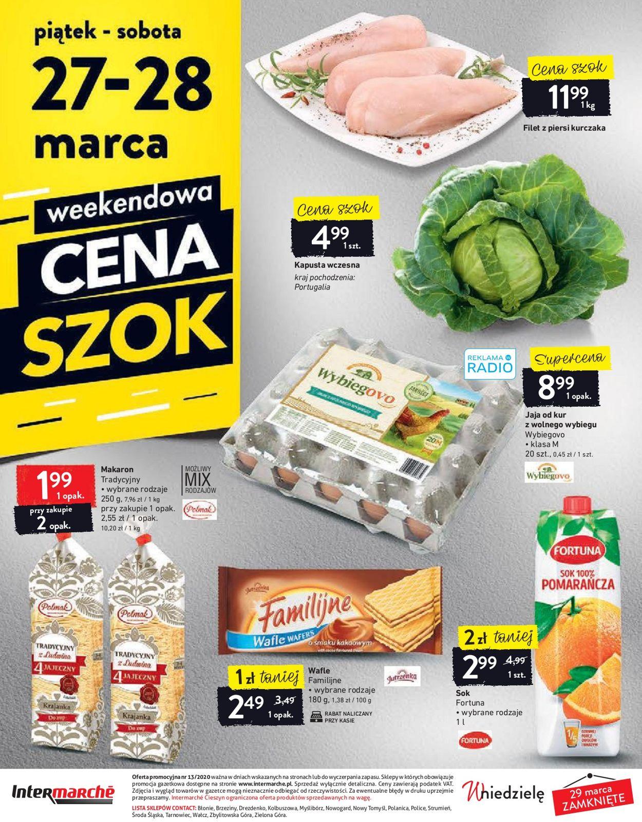 Gazetka promocyjna Intermarché - 24.03-30.03.2020 (Strona 32)