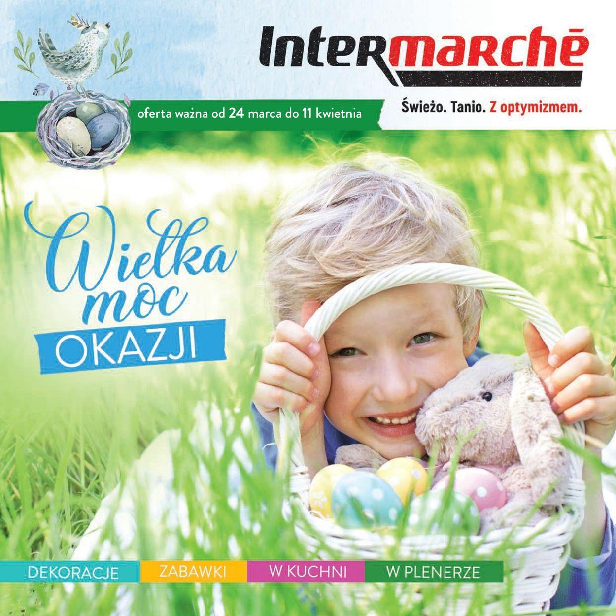 Gazetka promocyjna Intermarché - 24.03-11.04.2020