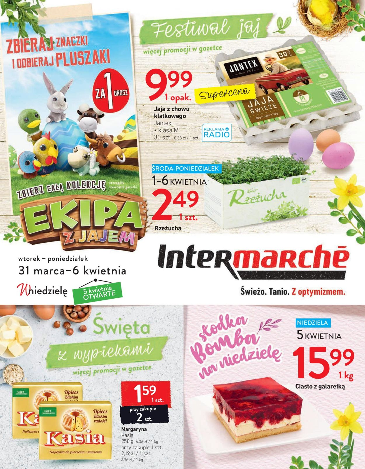 Gazetka promocyjna Intermarché - 31.03-06.04.2020