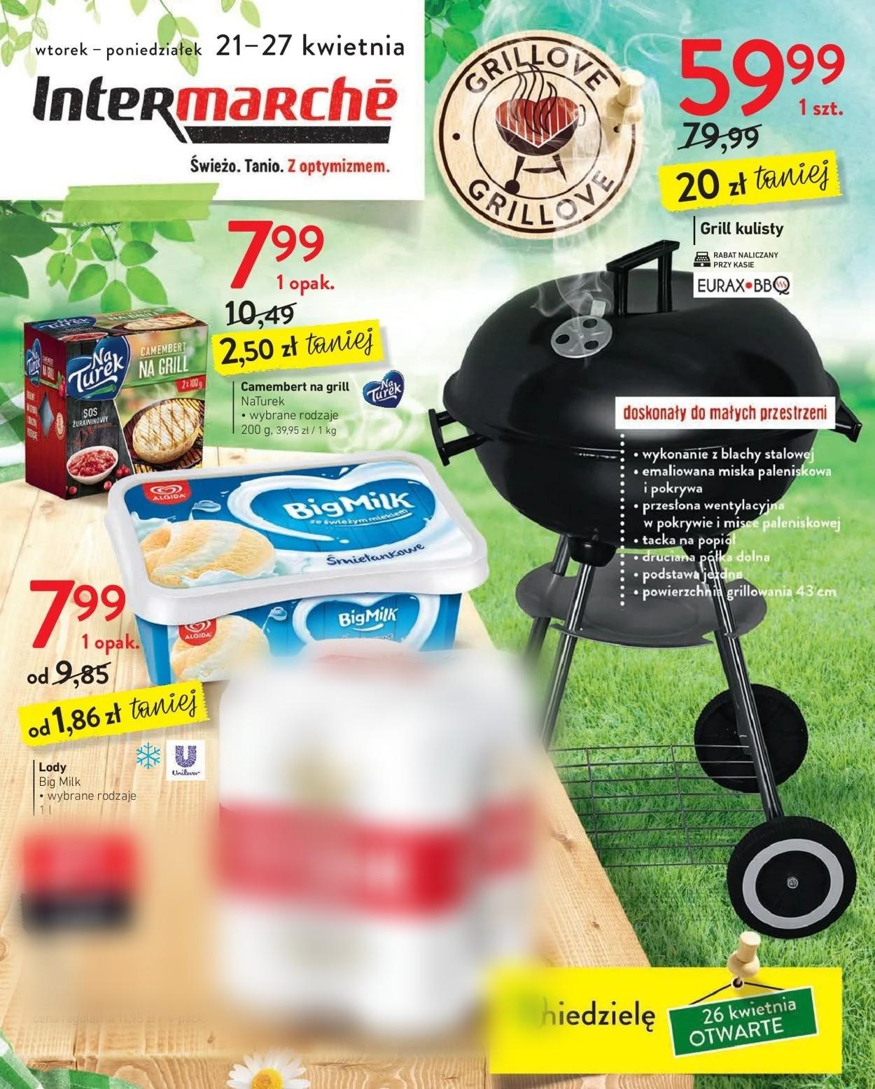 Gazetka promocyjna Intermarché - 21.04-27.04.2020
