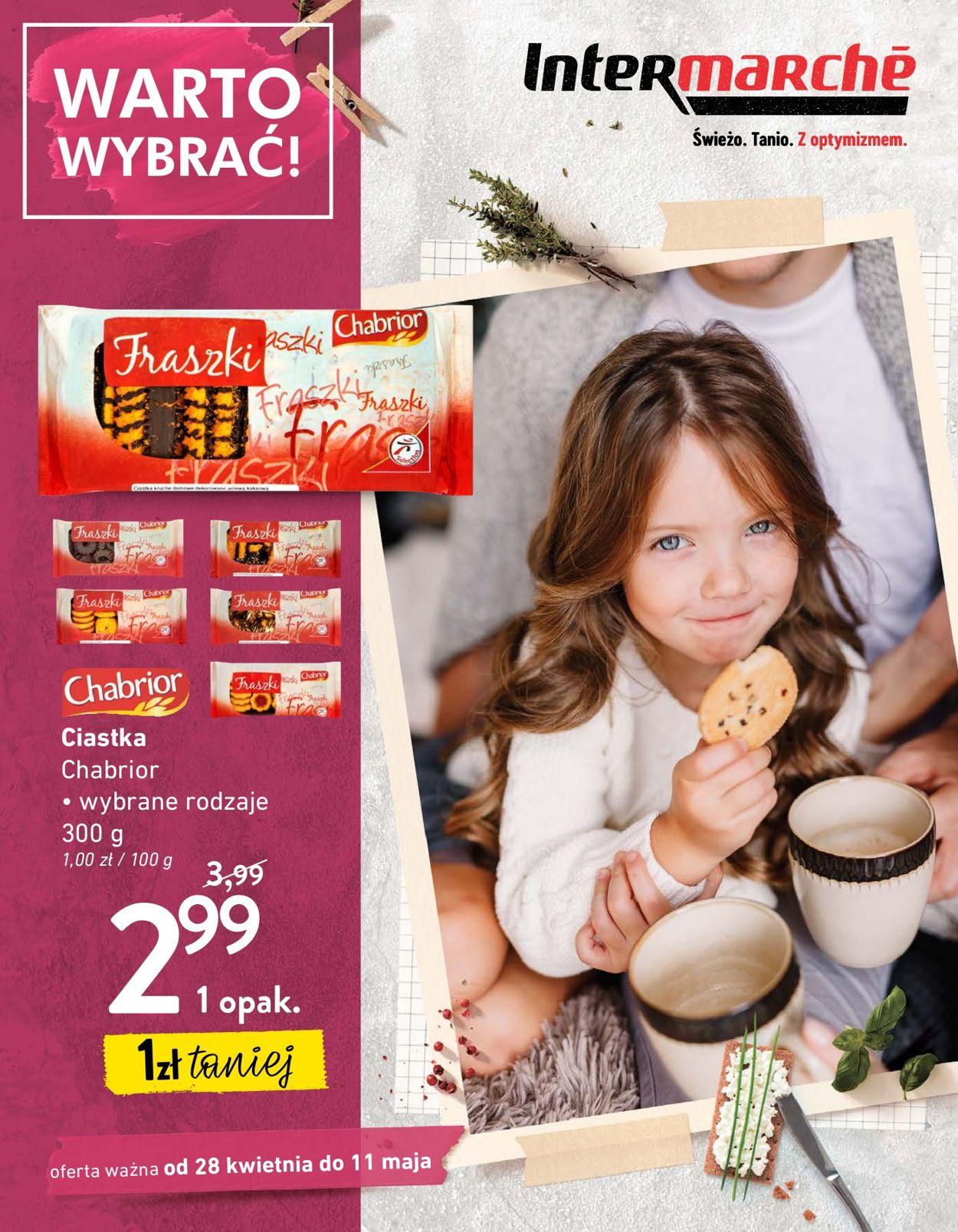 Gazetka promocyjna Intermarché - 28.04-11.05.2020