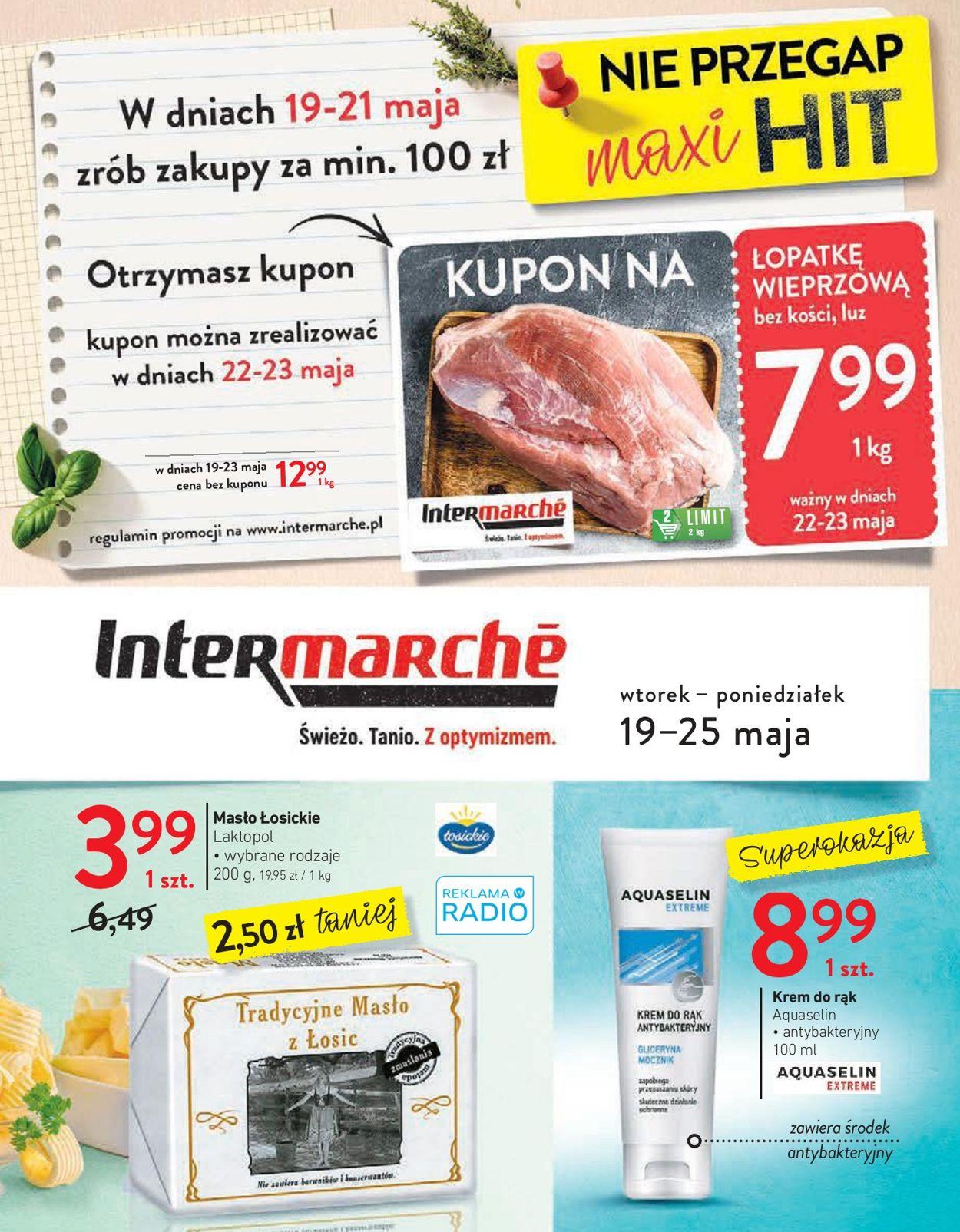 Gazetka promocyjna Intermarché - 19.05-25.05.2020