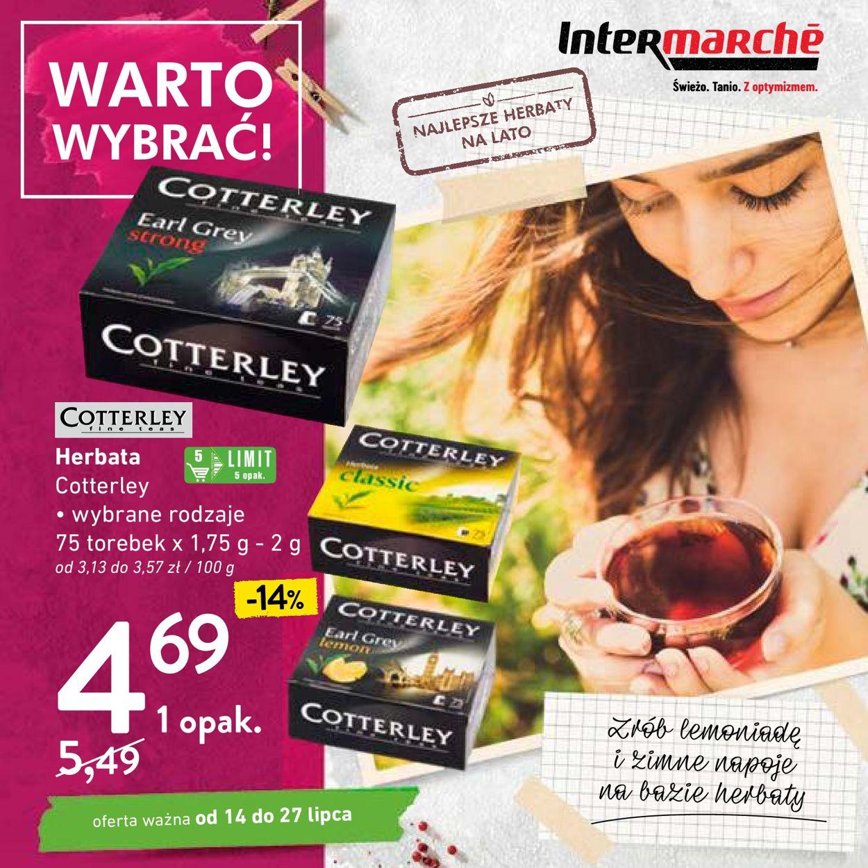 Gazetka promocyjna Intermarché - 14.07-27.07.2020