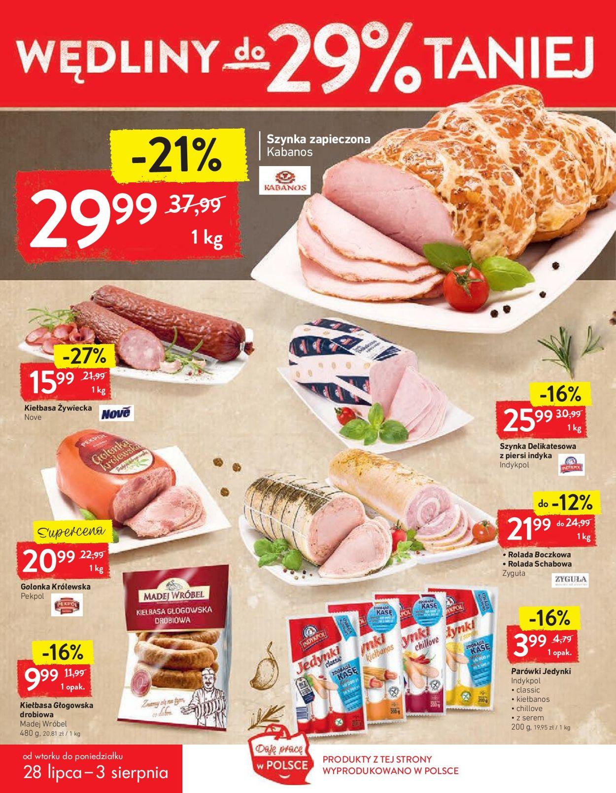Gazetka promocyjna Intermarché - 28.07-03.08.2020 (Strona 8)