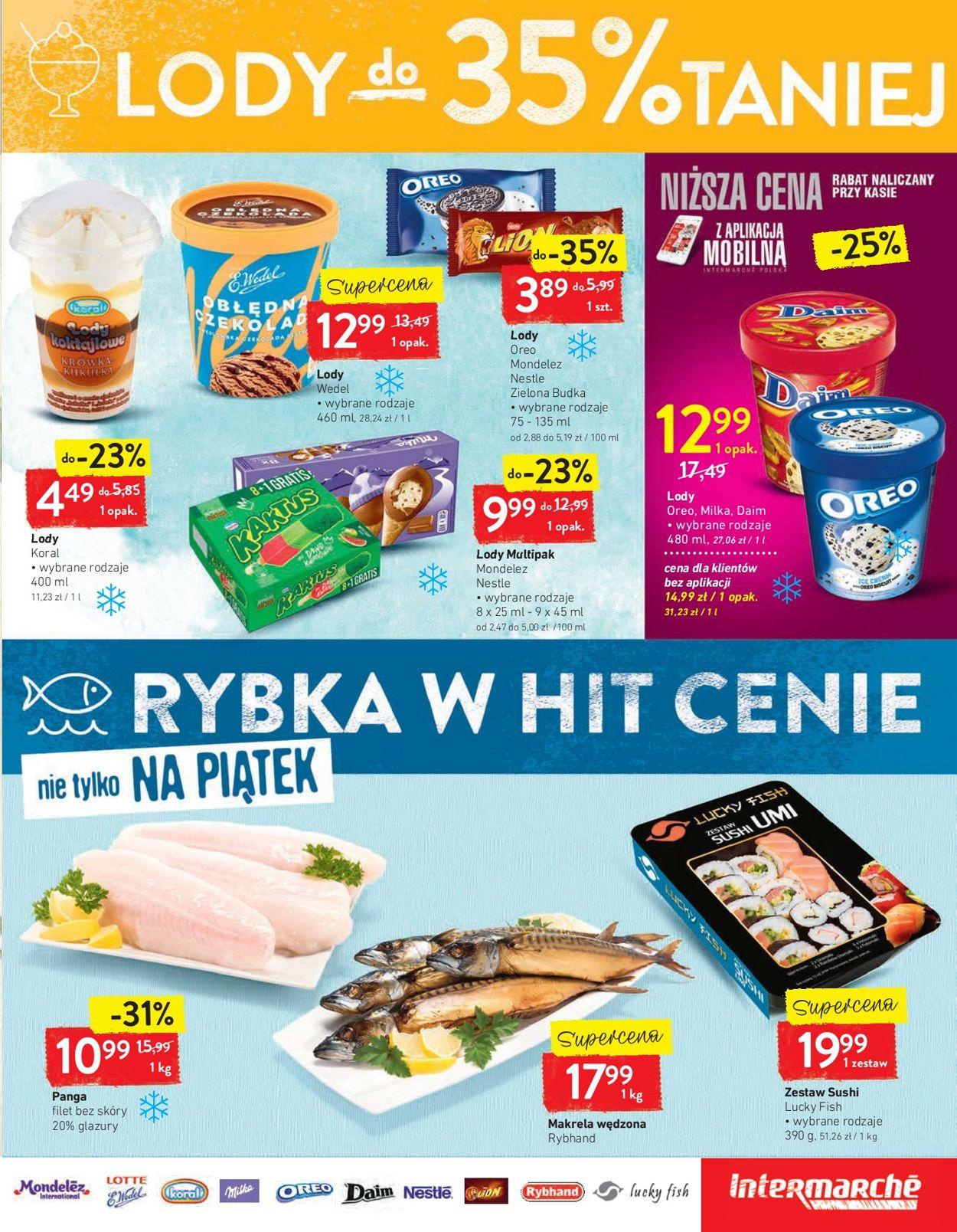 Gazetka promocyjna Intermarché - 04.08-10.08.2020 (Strona 13)