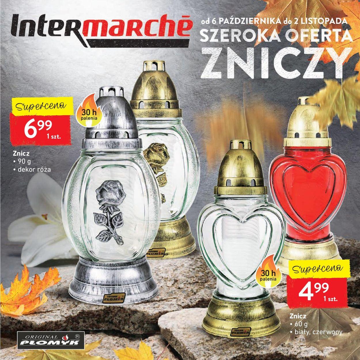 Gazetka promocyjna Intermarché - 06.10-02.11.2020