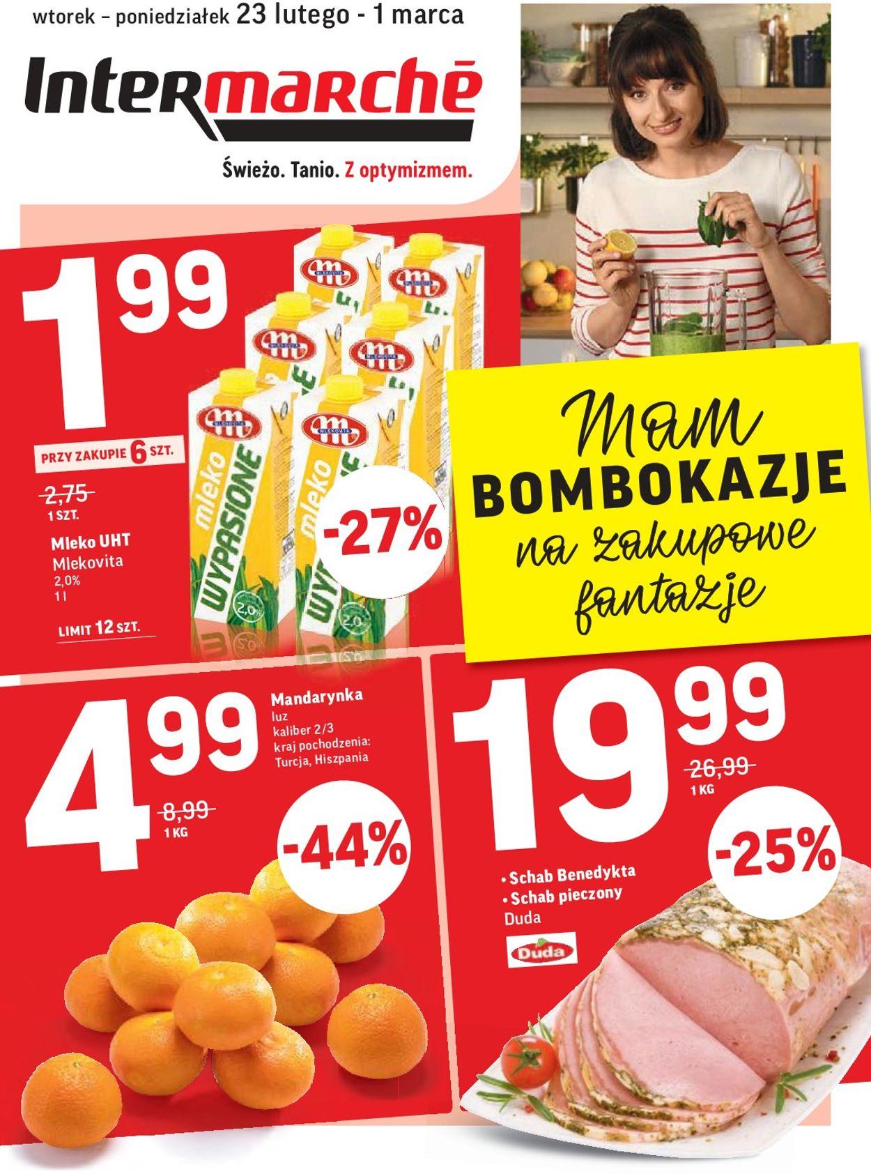 Gazetka promocyjna Intermarché - 23.02-01.03.2021