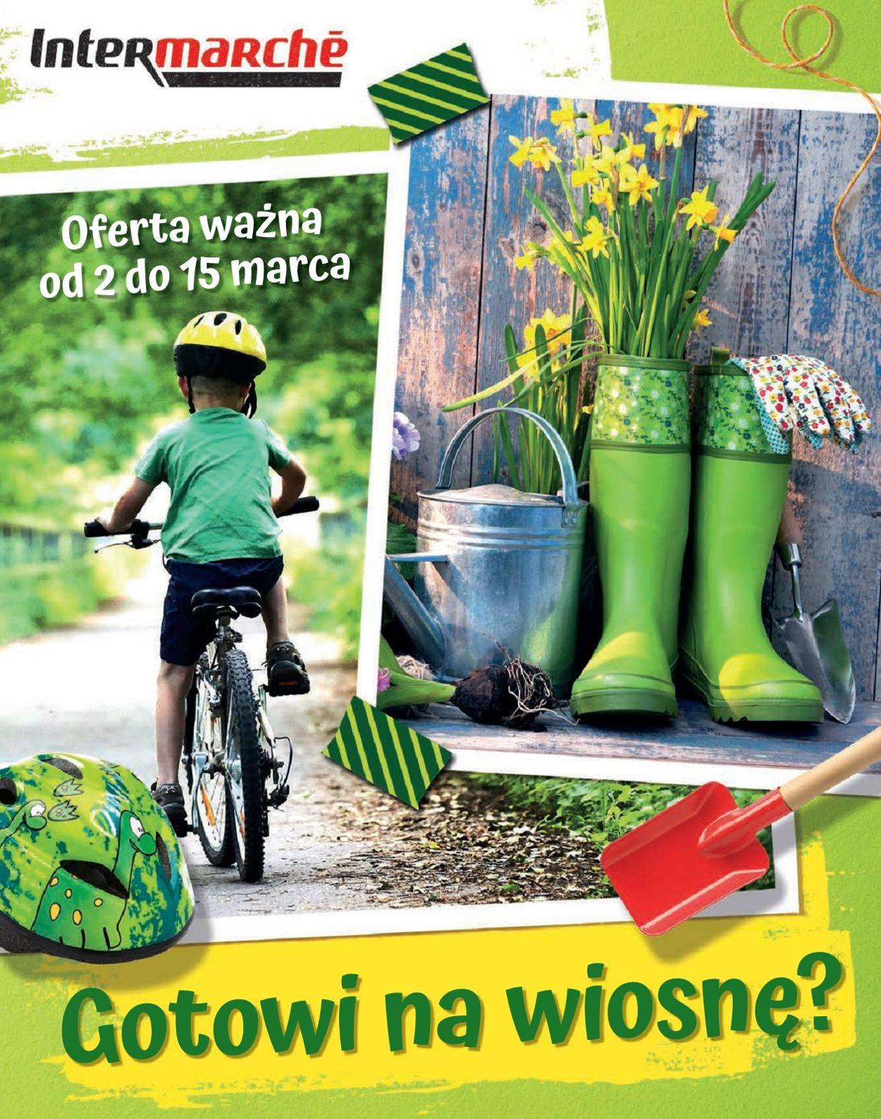 Gazetka promocyjna Intermarché - 02.03-15.03.2021