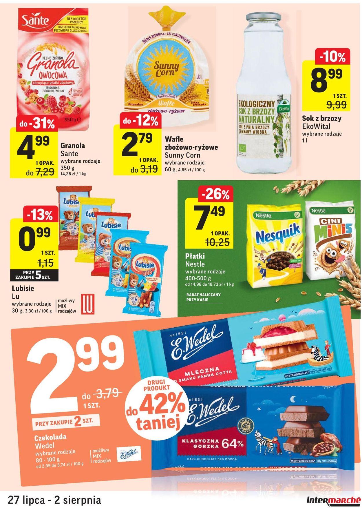 Gazetka promocyjna Intermarché - 27.07-02.08.2021 (Strona 27)