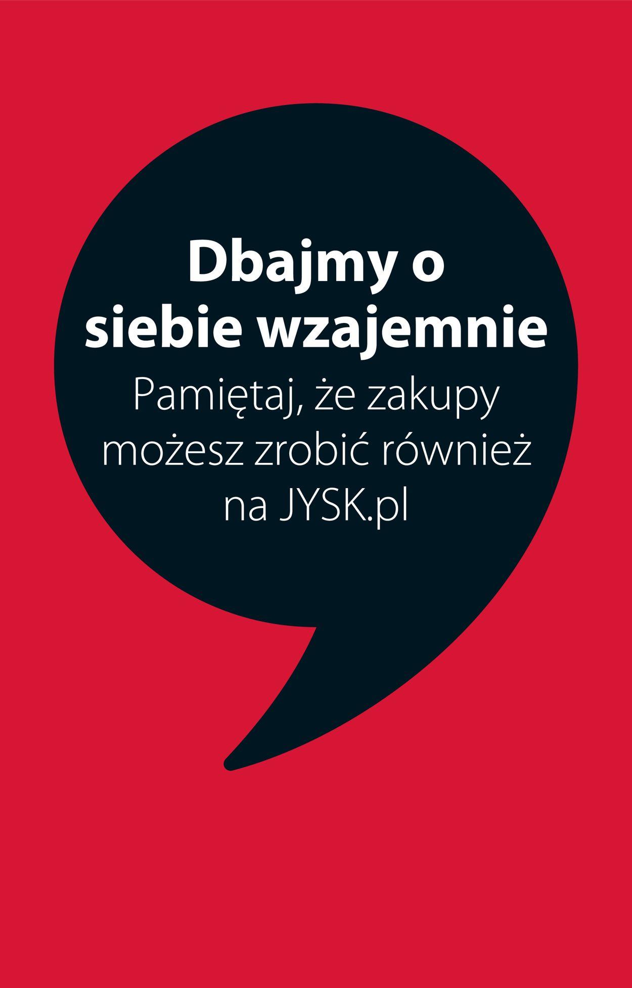 Gazetka promocyjna JYSK - 06.01-19.01.2021