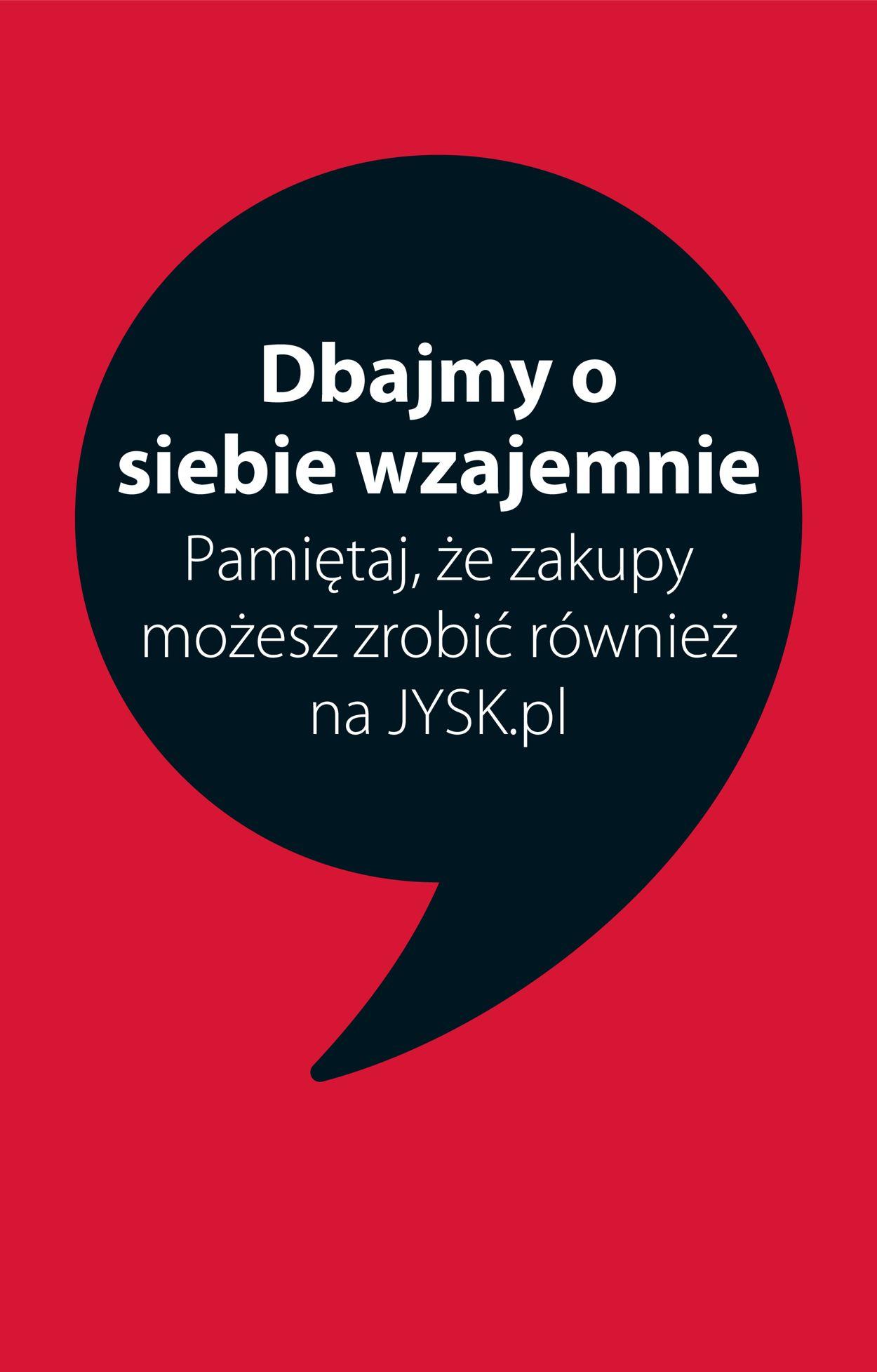 Gazetka promocyjna JYSK - 13.01-26.01.2021