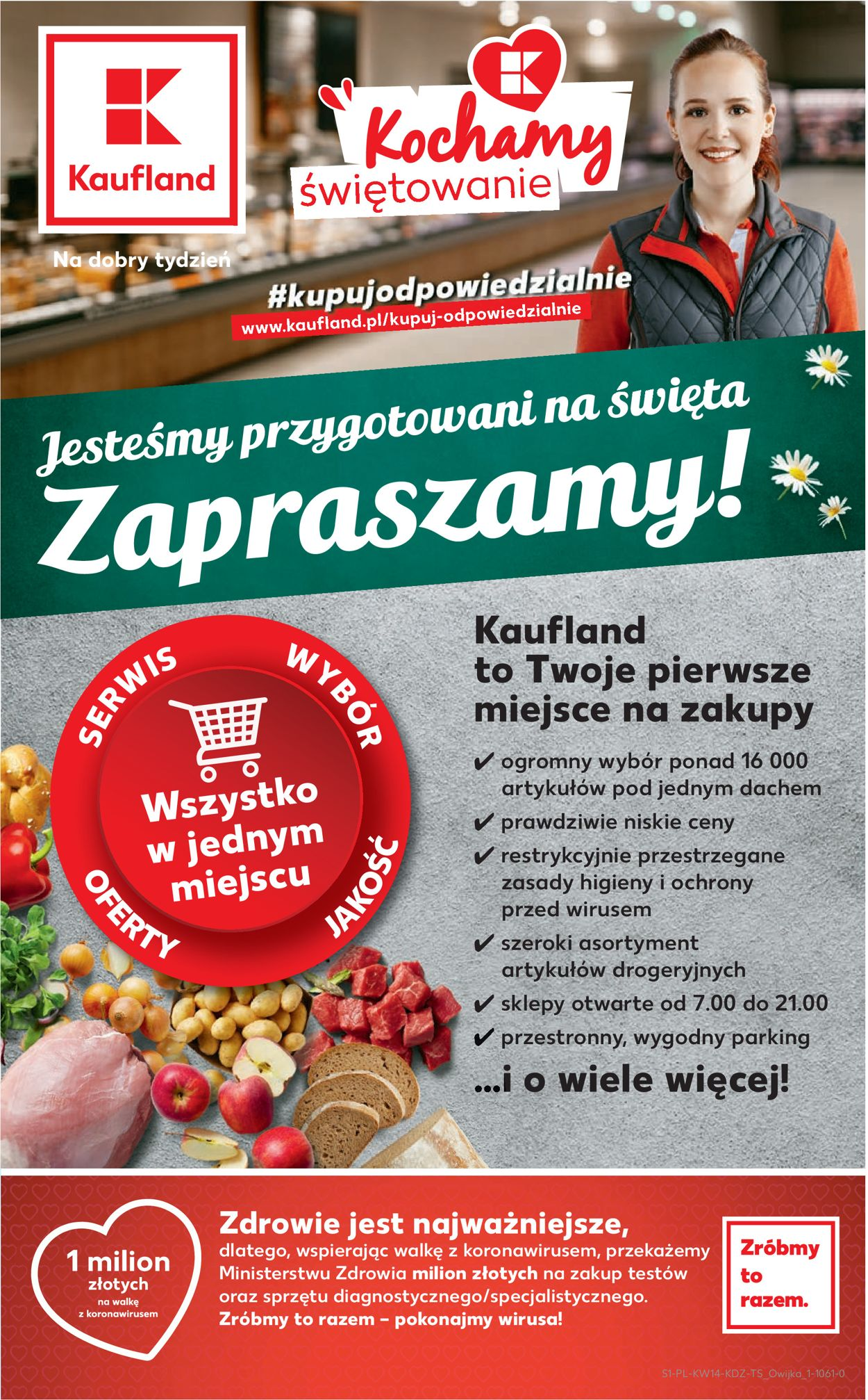 Gazetka promocyjna Kaufland - 02.02-07.04.2020