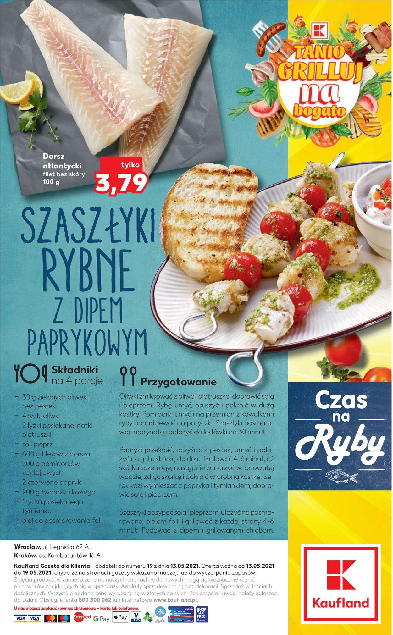 Gazetka promocyjna Kaufland - 13.05-19.05.2021 (Strona 2)