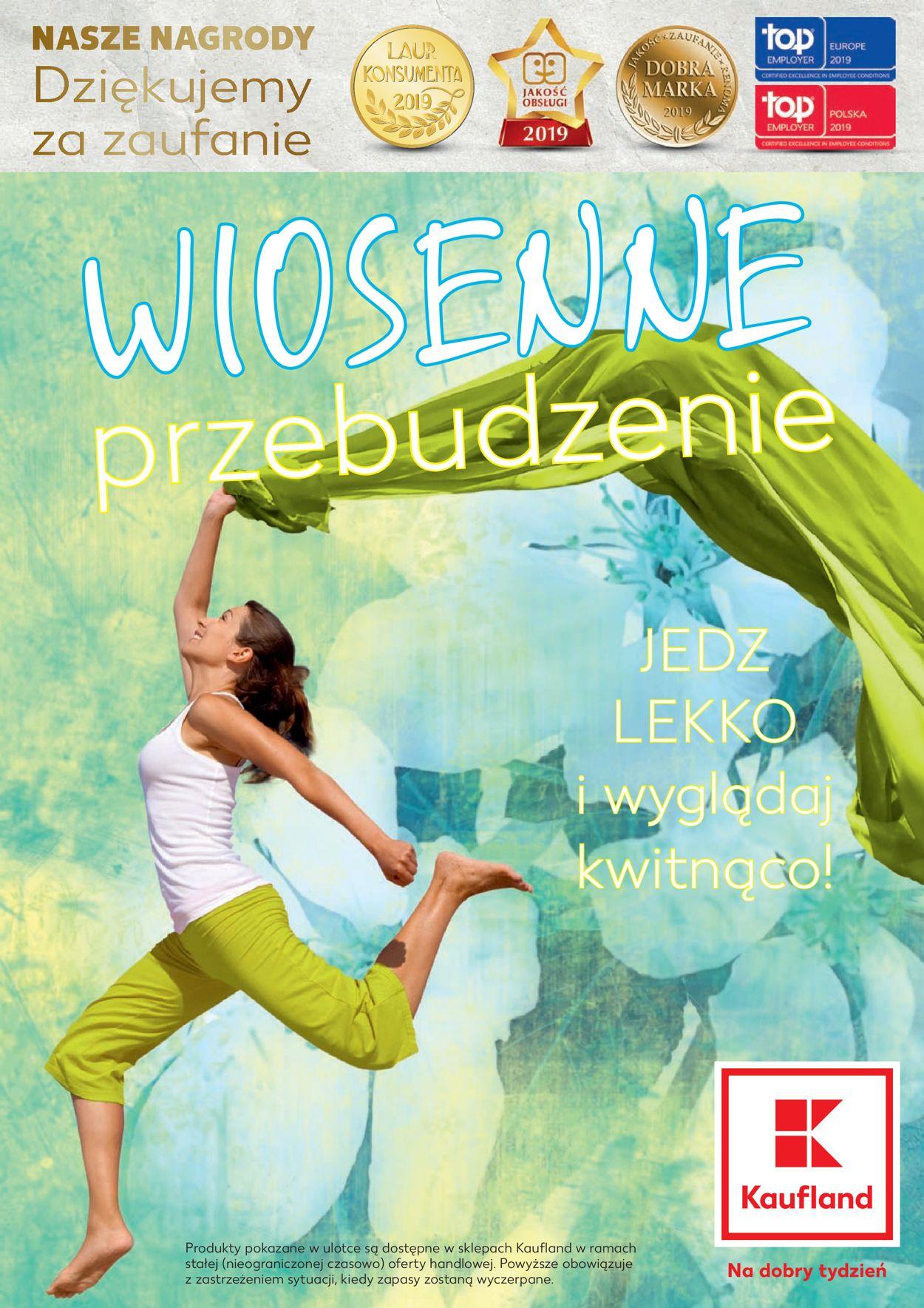 Gazetka promocyjna Kaufland - 06.05-31.07.2019