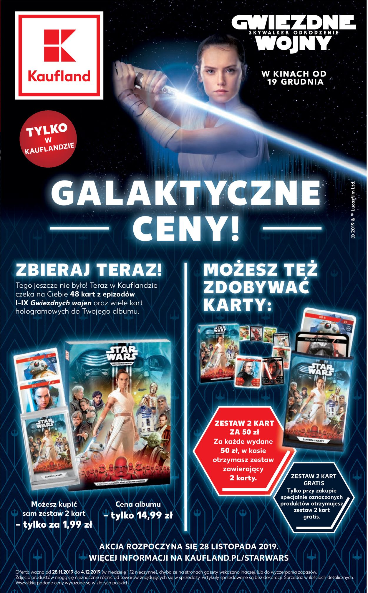 Gazetka promocyjna Kaufland - 28.11-04.12.2019