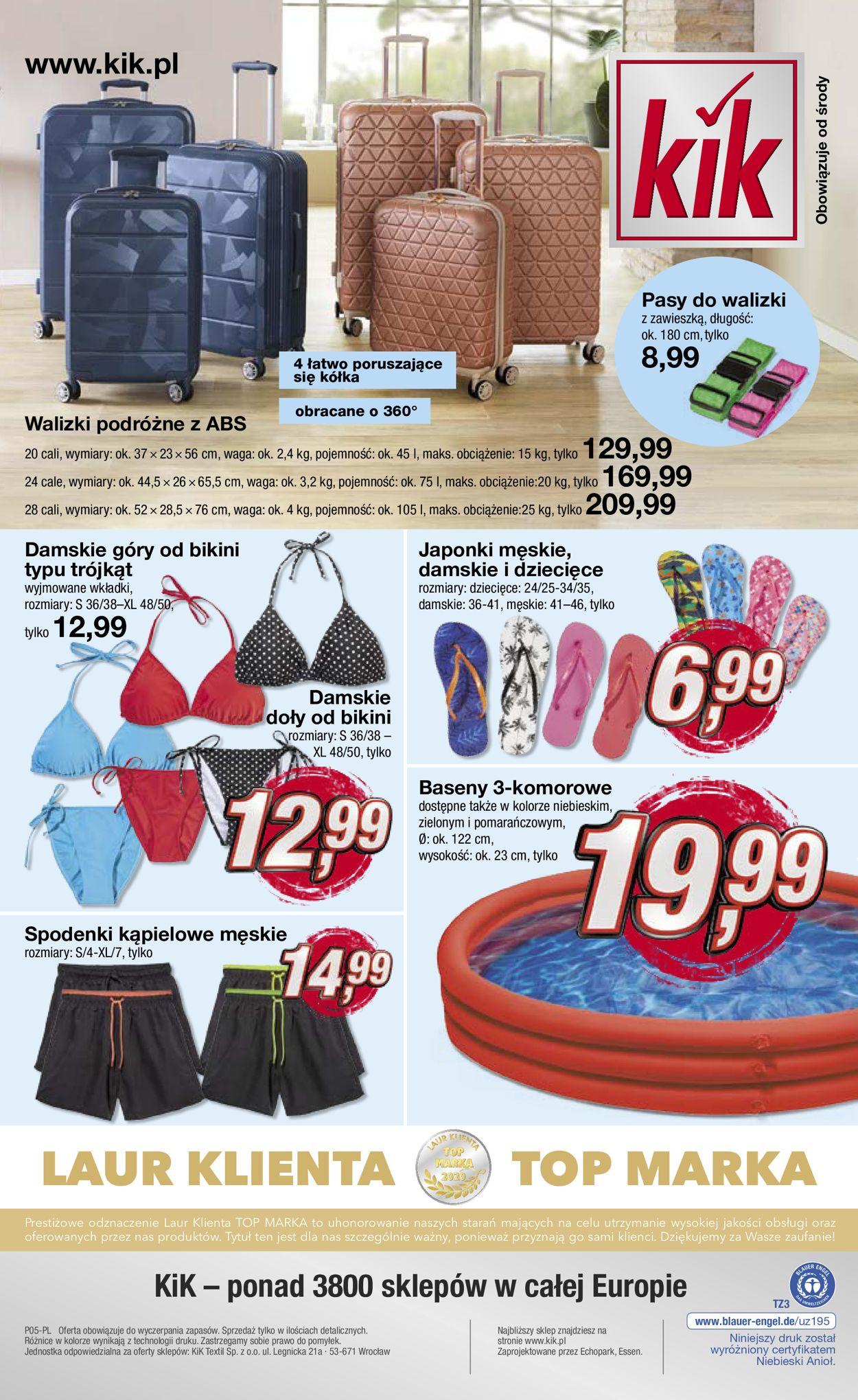 Gazetka promocyjna Kik - 10.06-04.08.2020 (Strona 16)