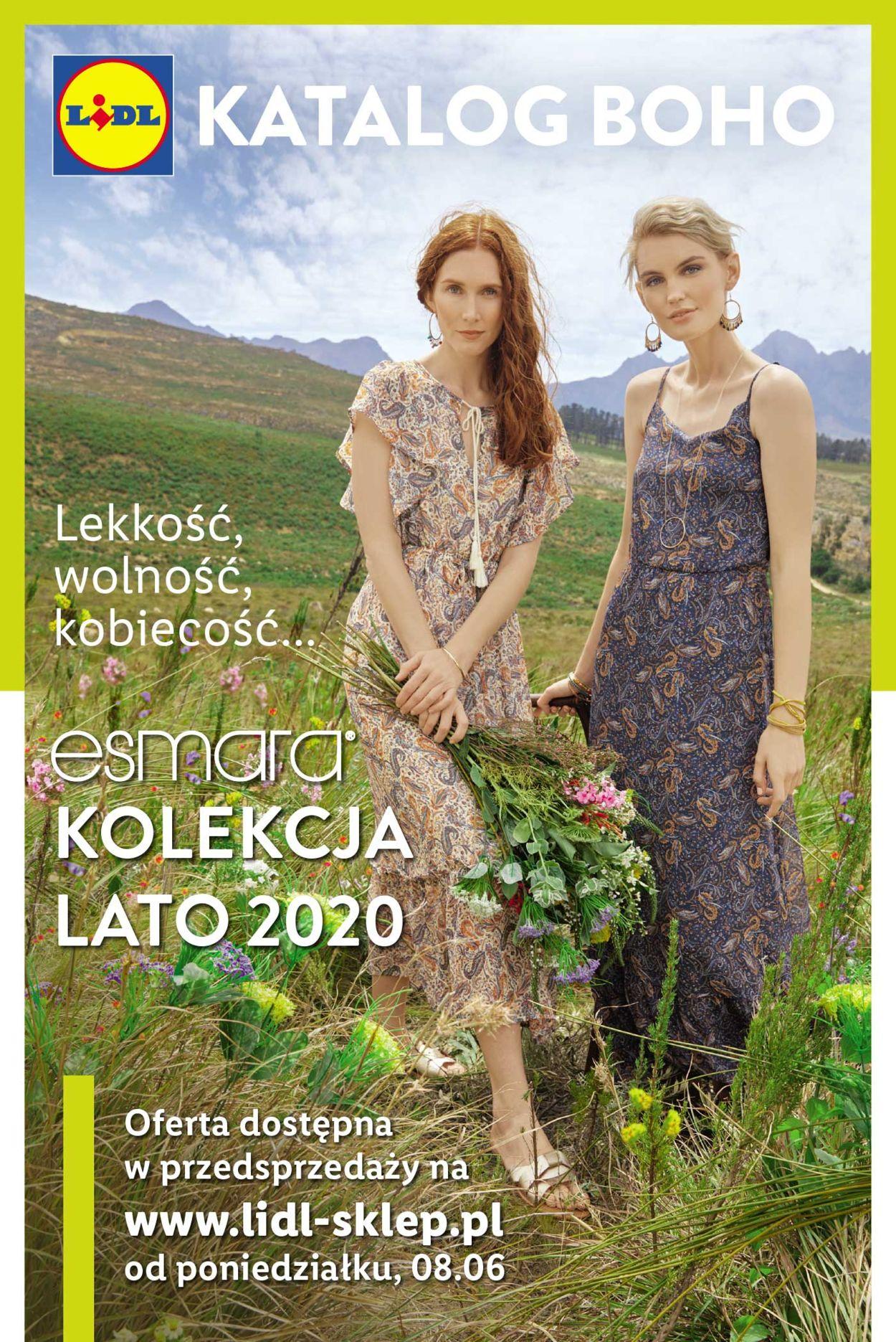 Gazetka promocyjna LIDL - 08.06-22.06.2020